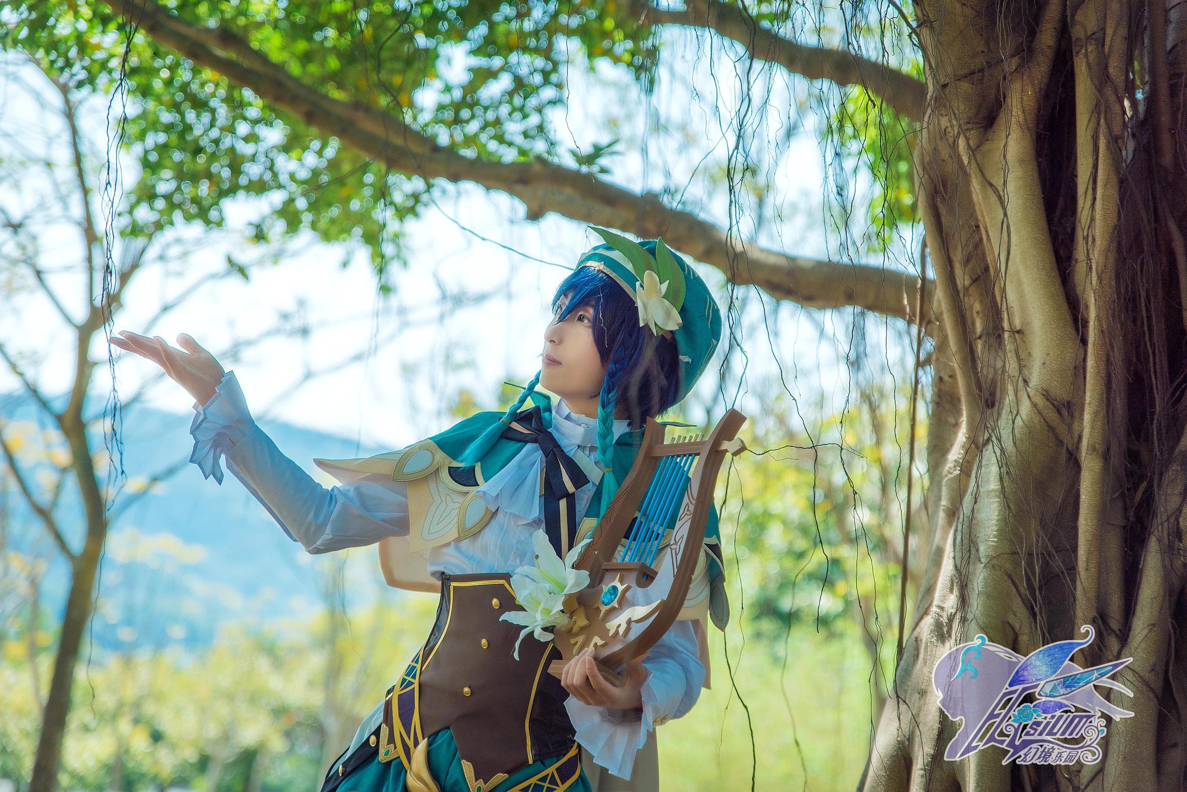 《原神》正片cosplay【CN:幻境乐园ELY】-第8张