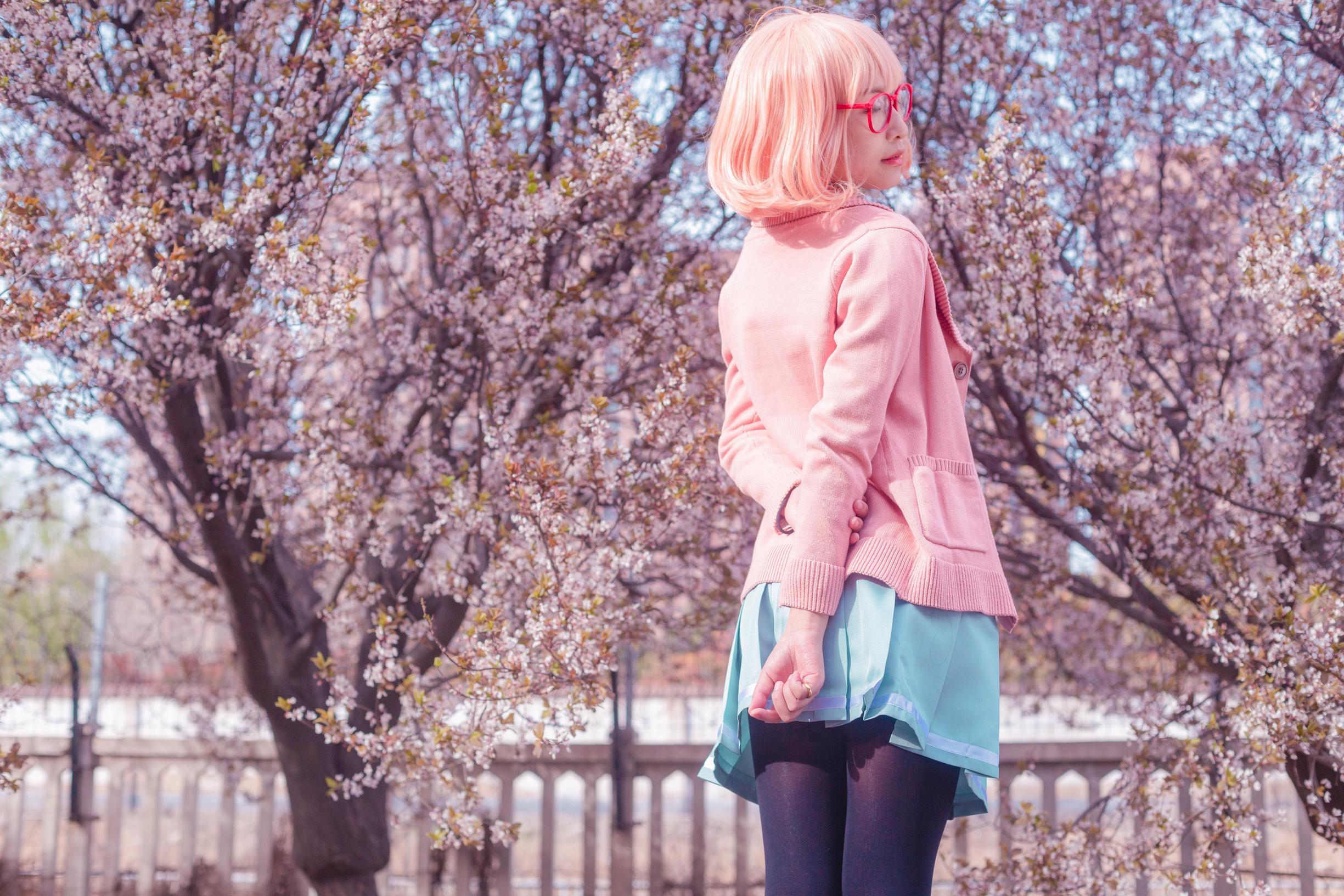 《境界的彼方》正片cosplay【CN:Kanna鹤见】-第3张