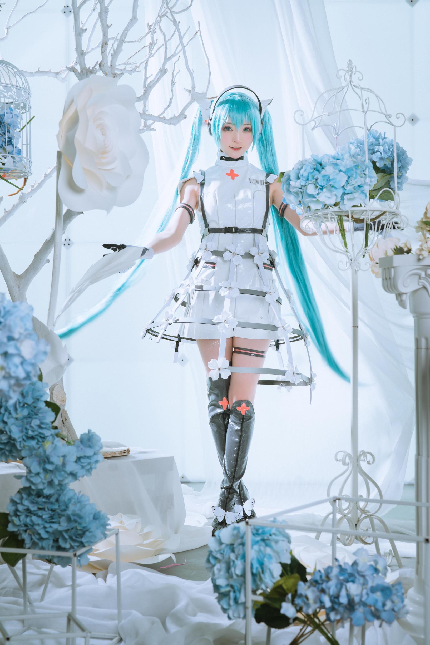 少女cosplay【CN:Kitaro_绮太郎】-第20张