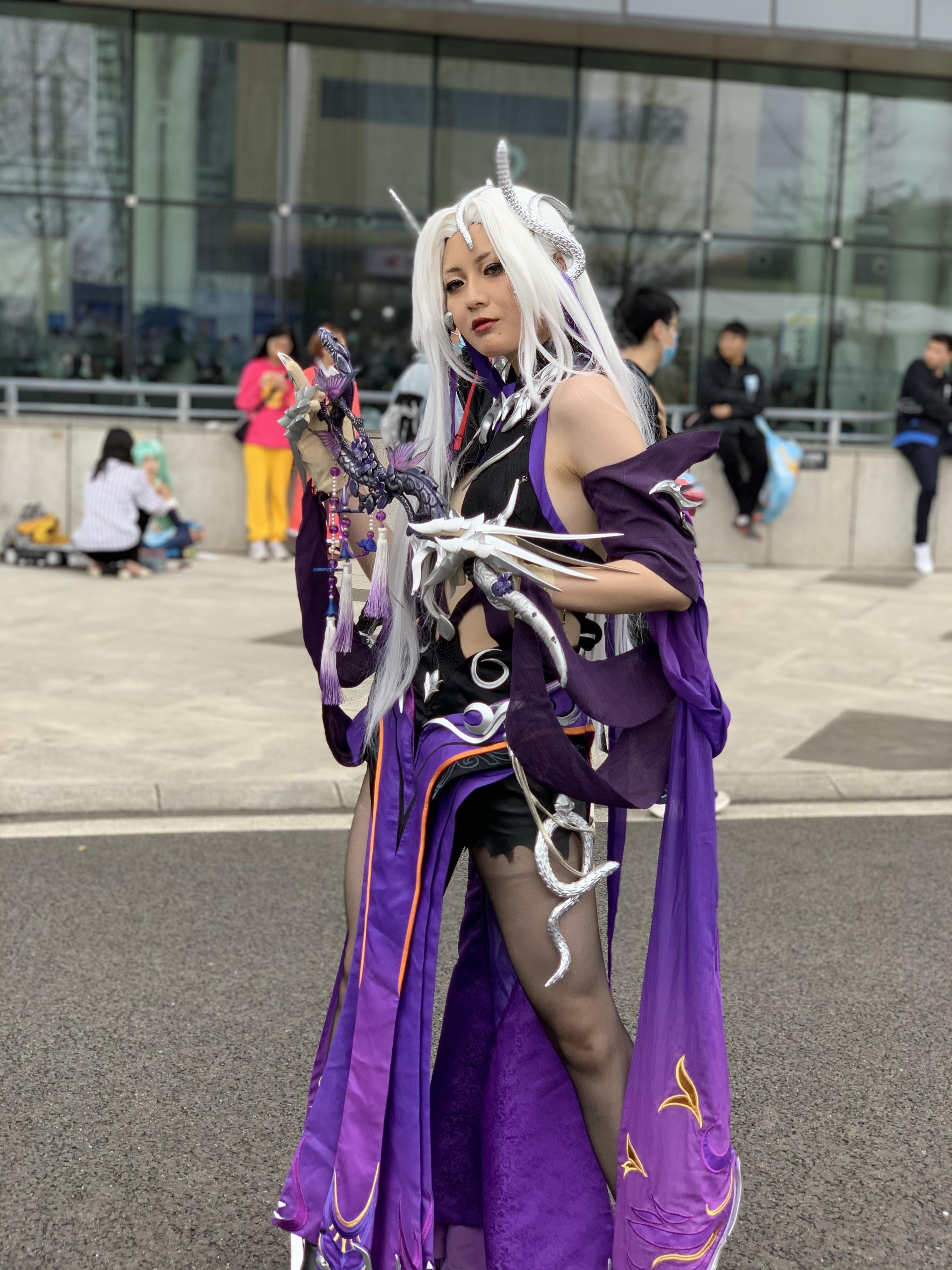 东方之母cosplay-第3张
