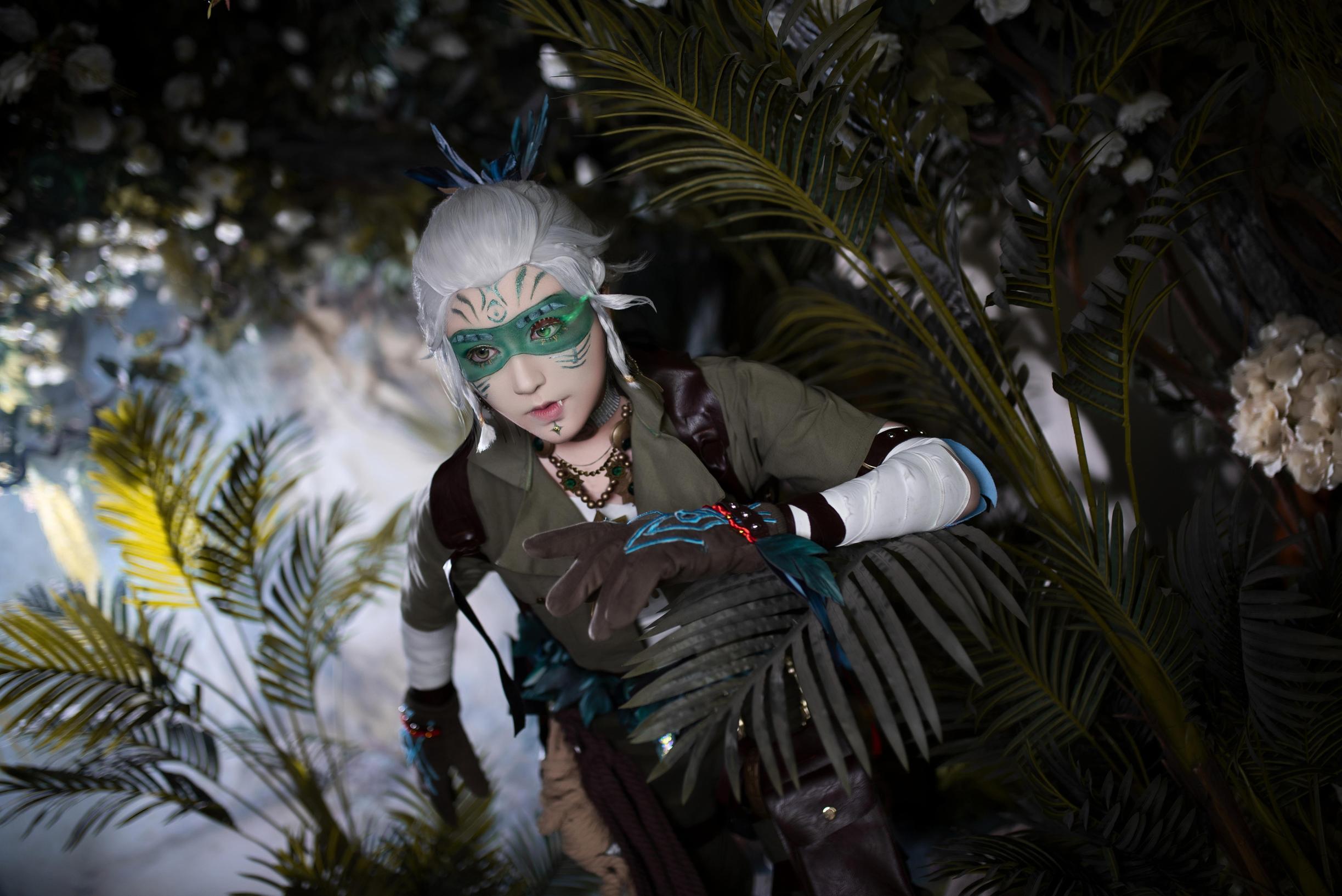 《第五人格》红夫人cosplay【CN:烛九sama】 -cosplay皮衣价格图片精选插图