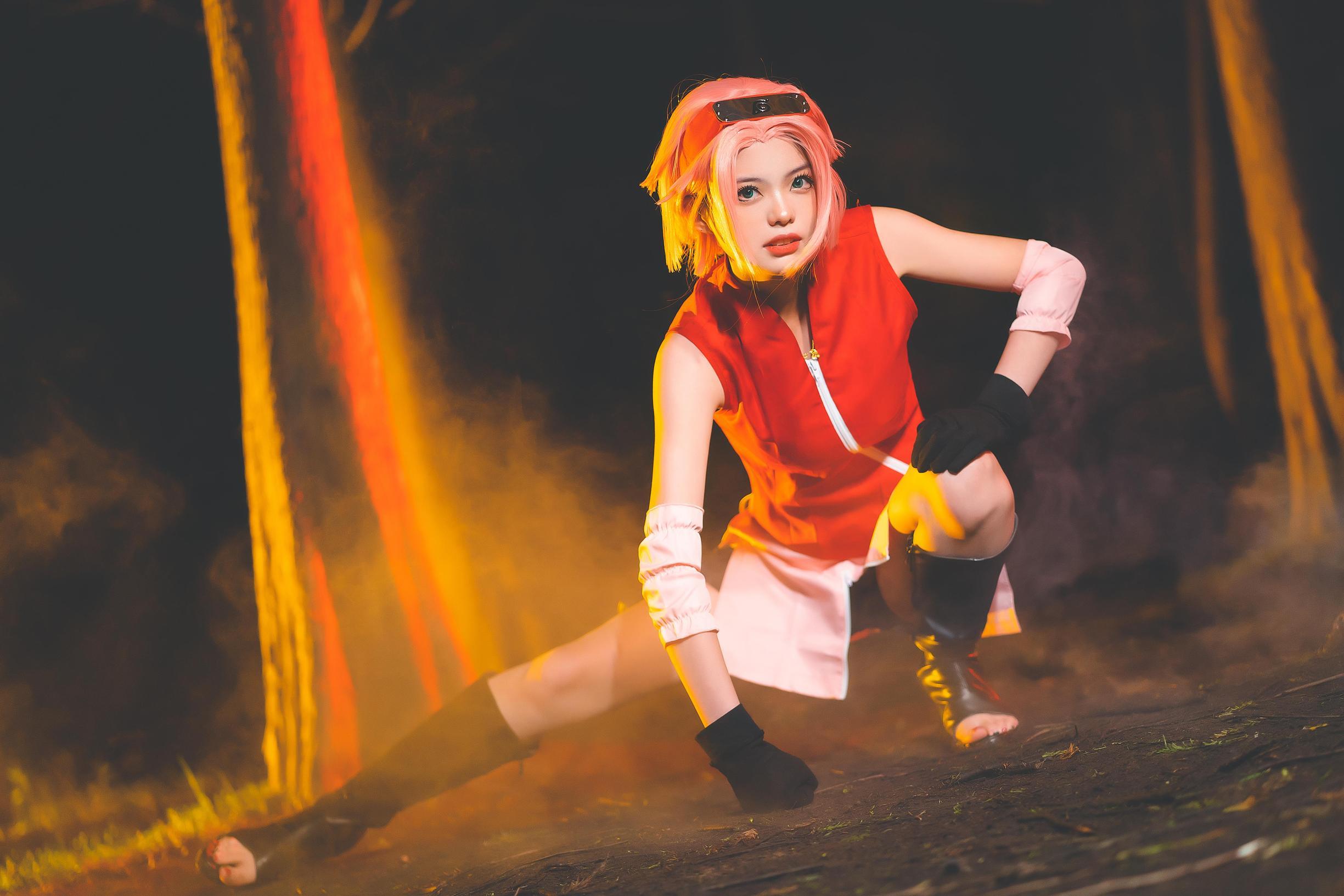 《火影忍者》正片cosplay【CN:北殿北】-第6张