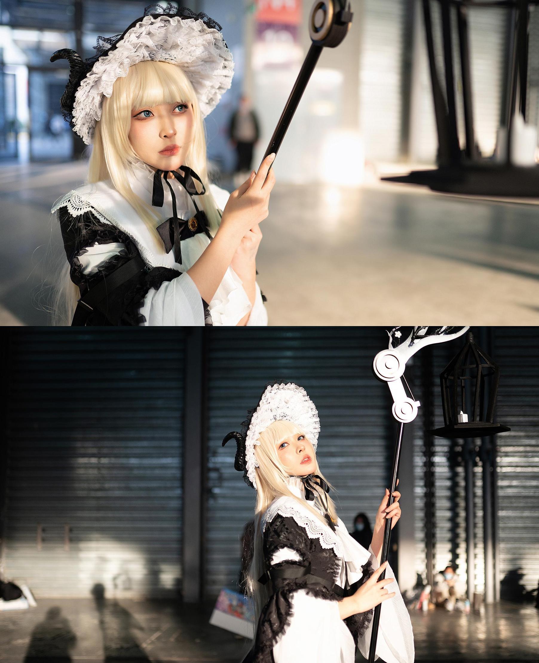 《明日方舟》漫展cosplay【CN:狄斯旎】-第7张