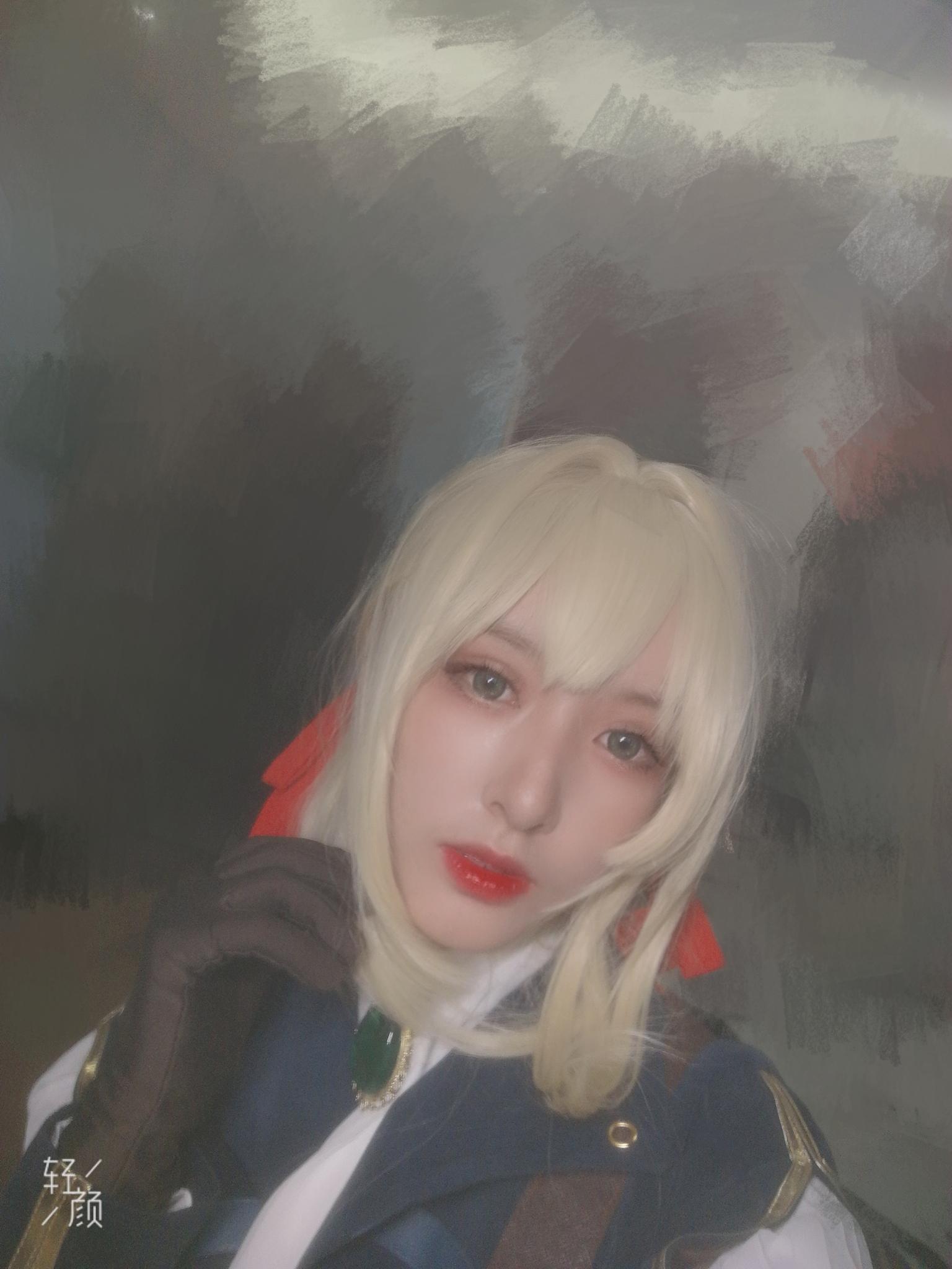 《紫罗兰永恒花园》洛天依cosplay【CN:砂隐的醴蓦】-第10张