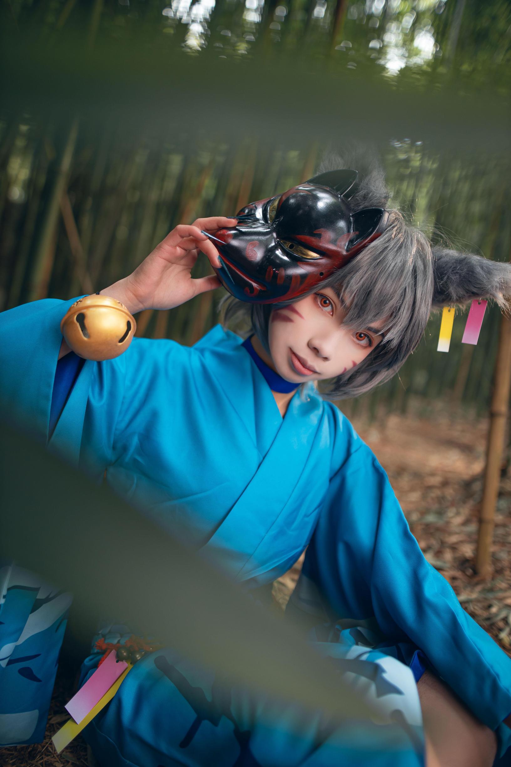 《阴阳师手游》正片cosplay【CN:明晰言语】-第5张