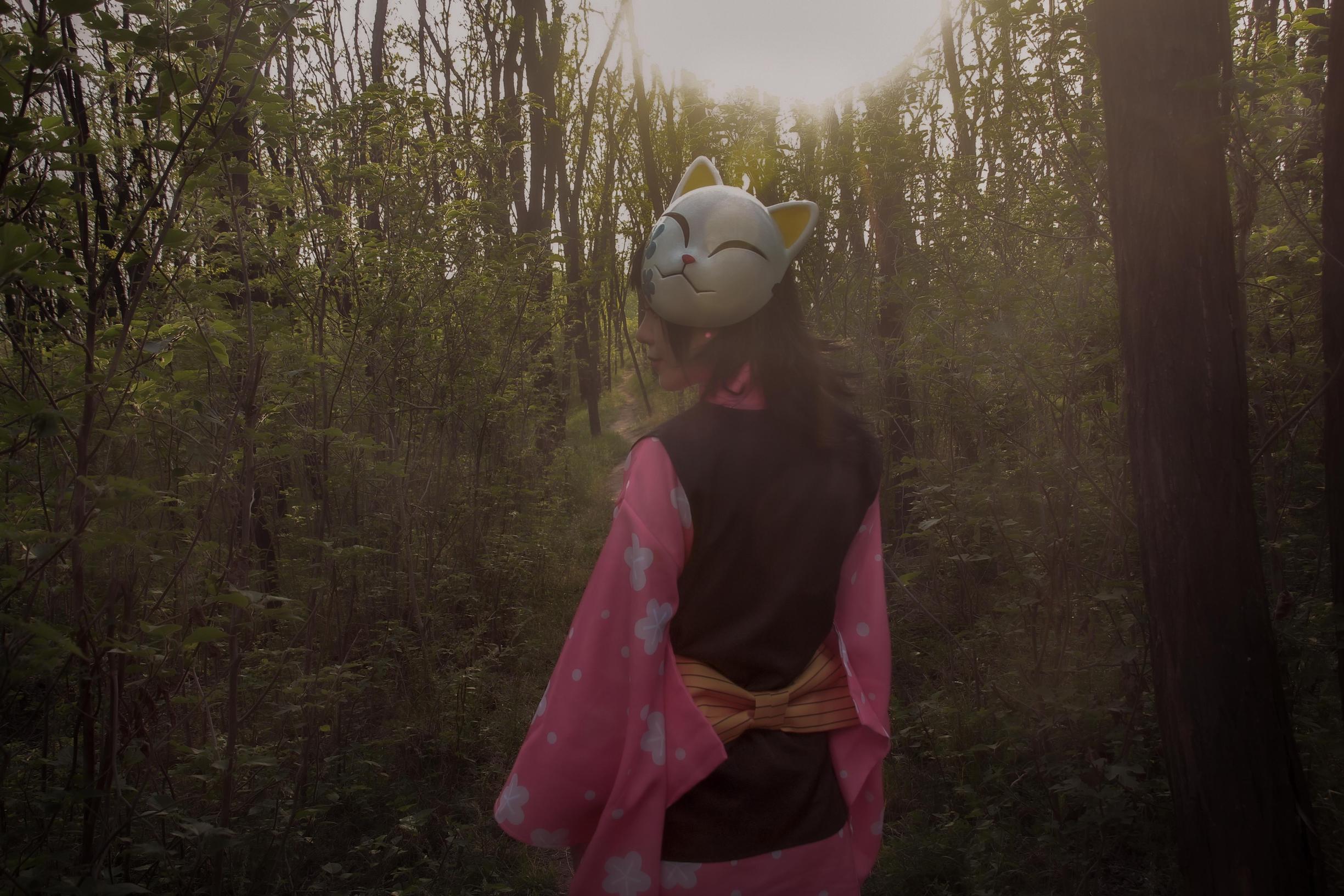 《鬼灭之刃》正片cosplay【CN:子刷子】-第8张