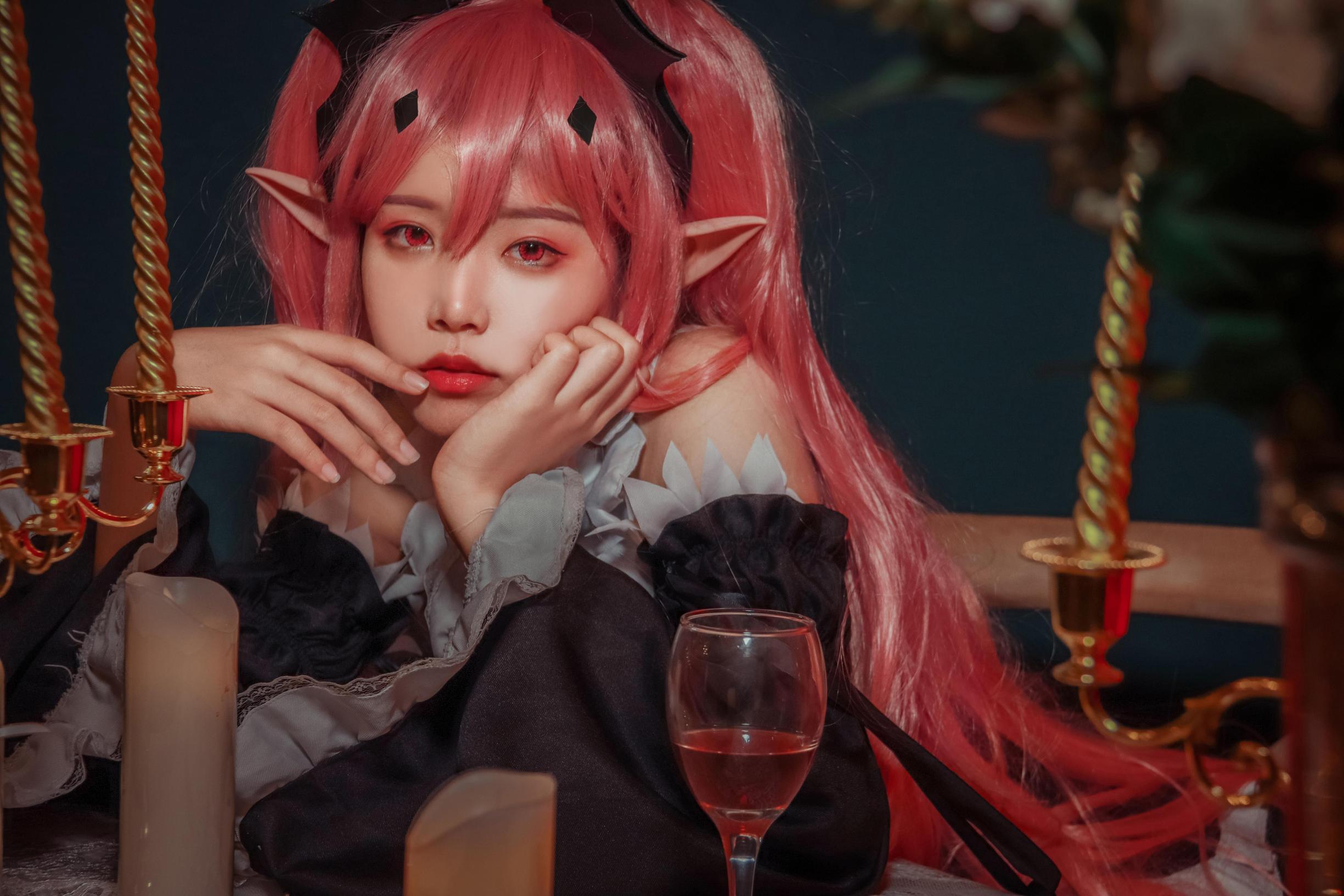 《终结的炽天使》成都cosplay【CN:木北mua】-第4张