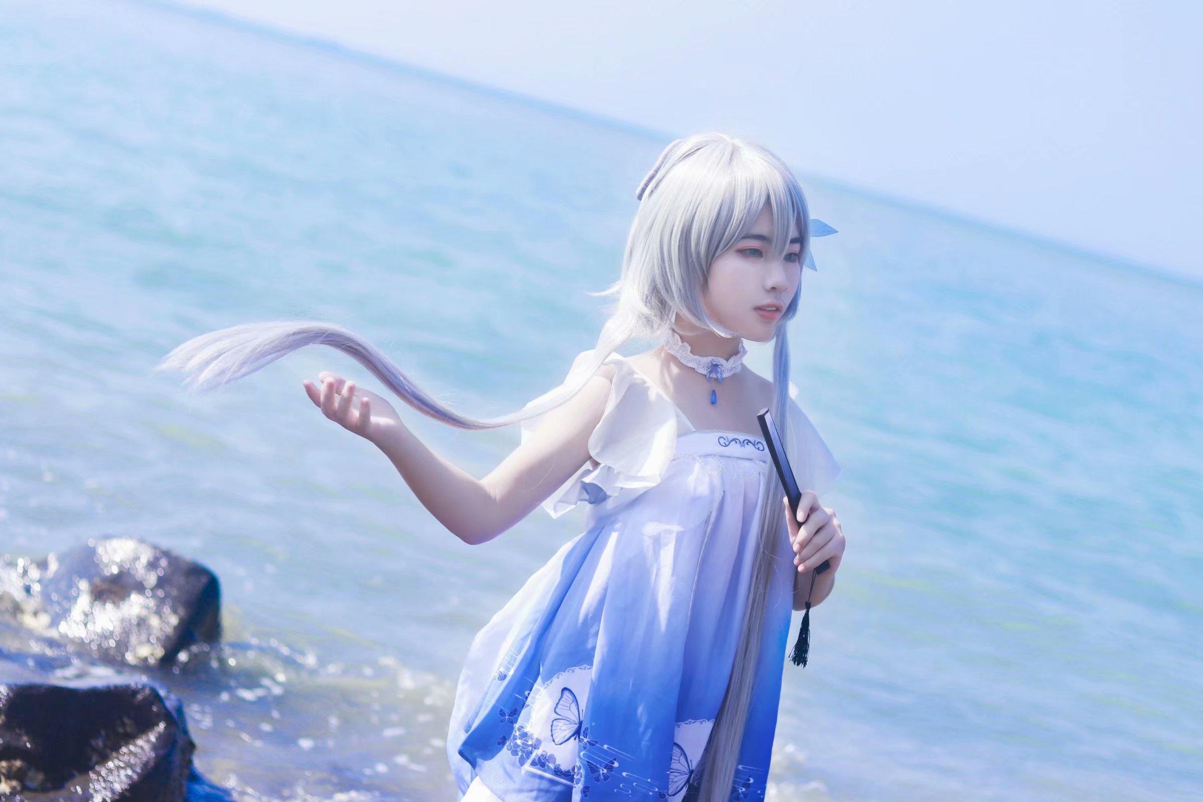 美女cosplay【CN:墨月月月】-第2张