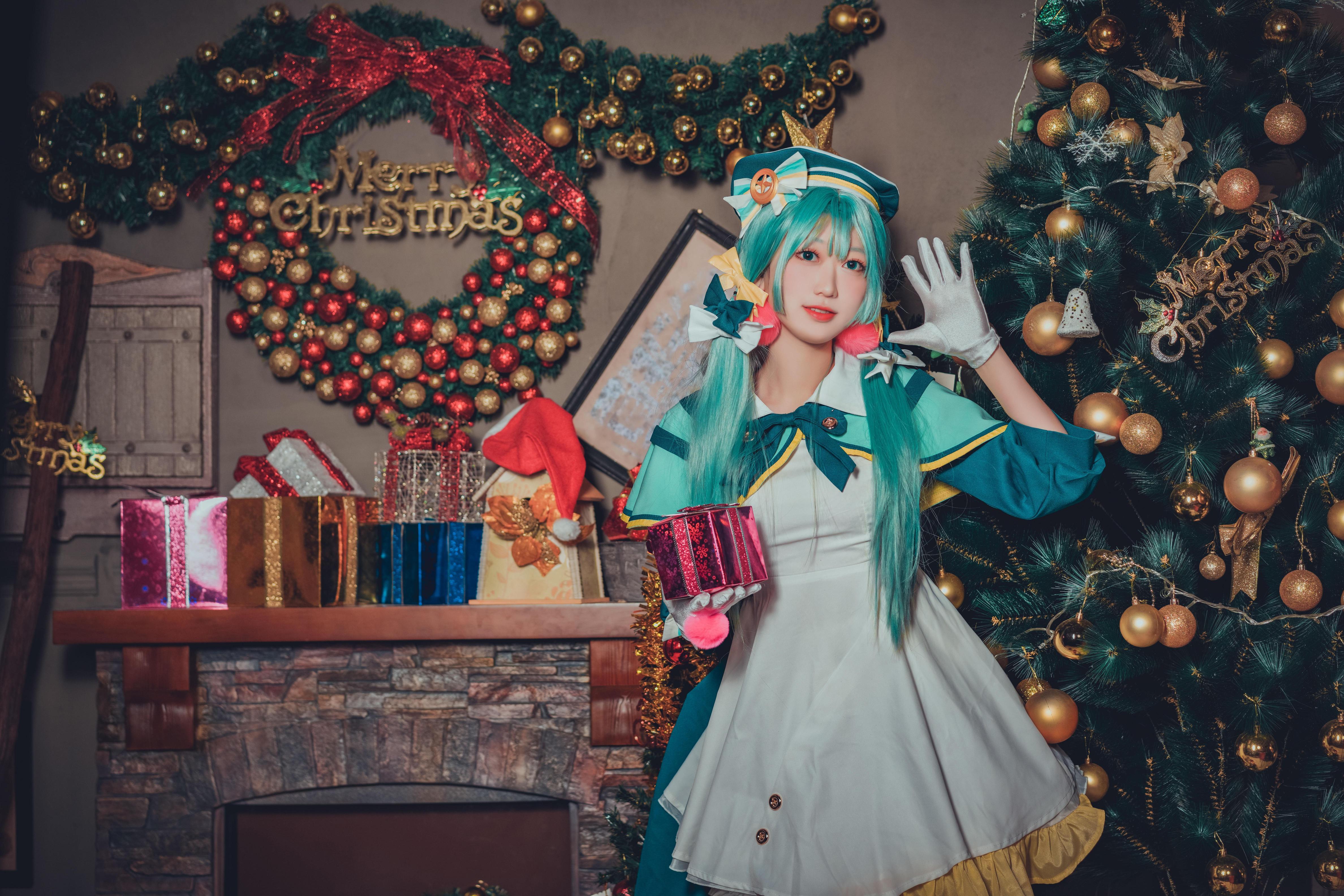 《VOCALOID》初音cosplay【CN:迟又mayoi】-第1张