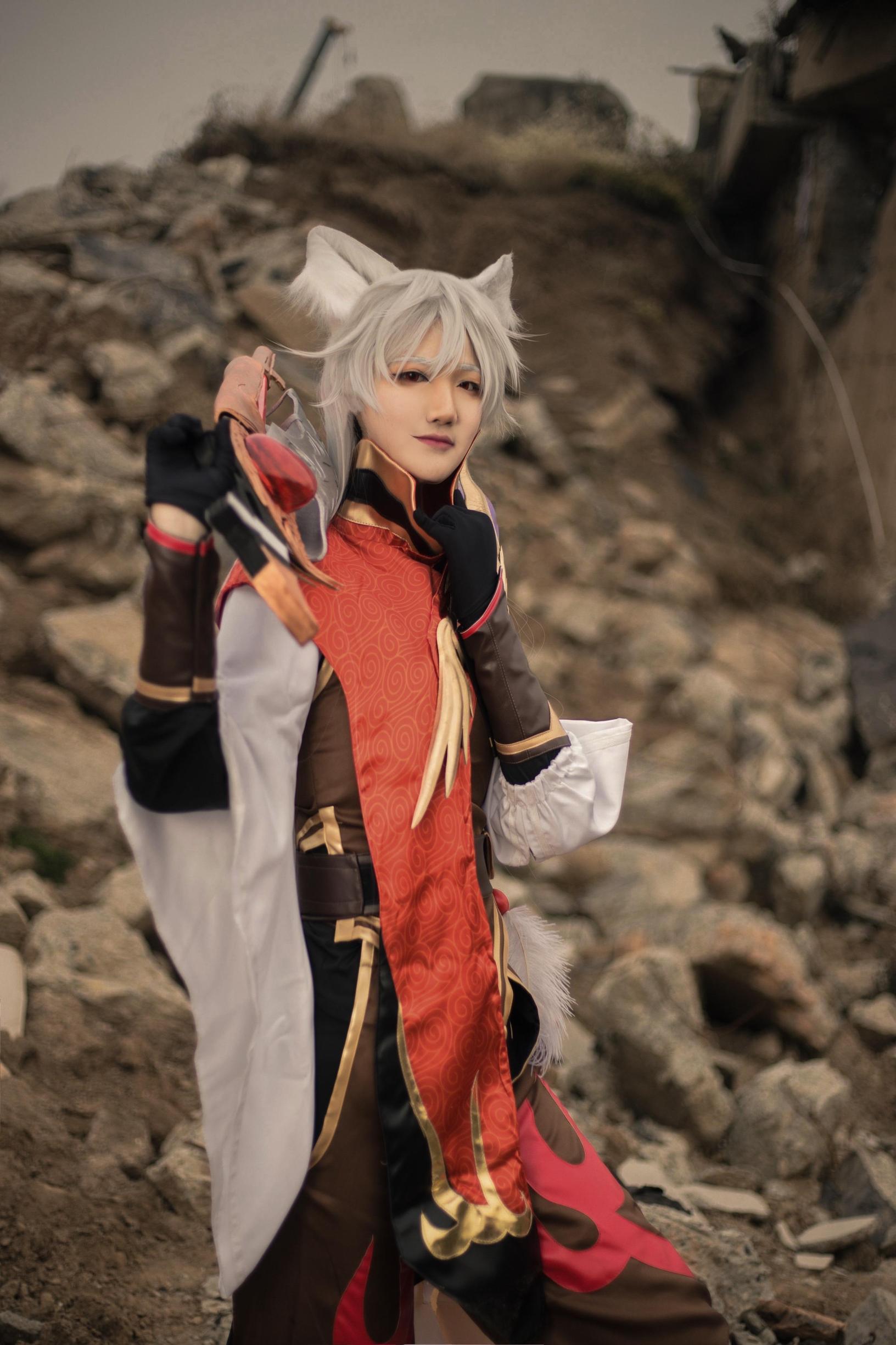 漫展cosplay【CN:NuaNua.】-第2张