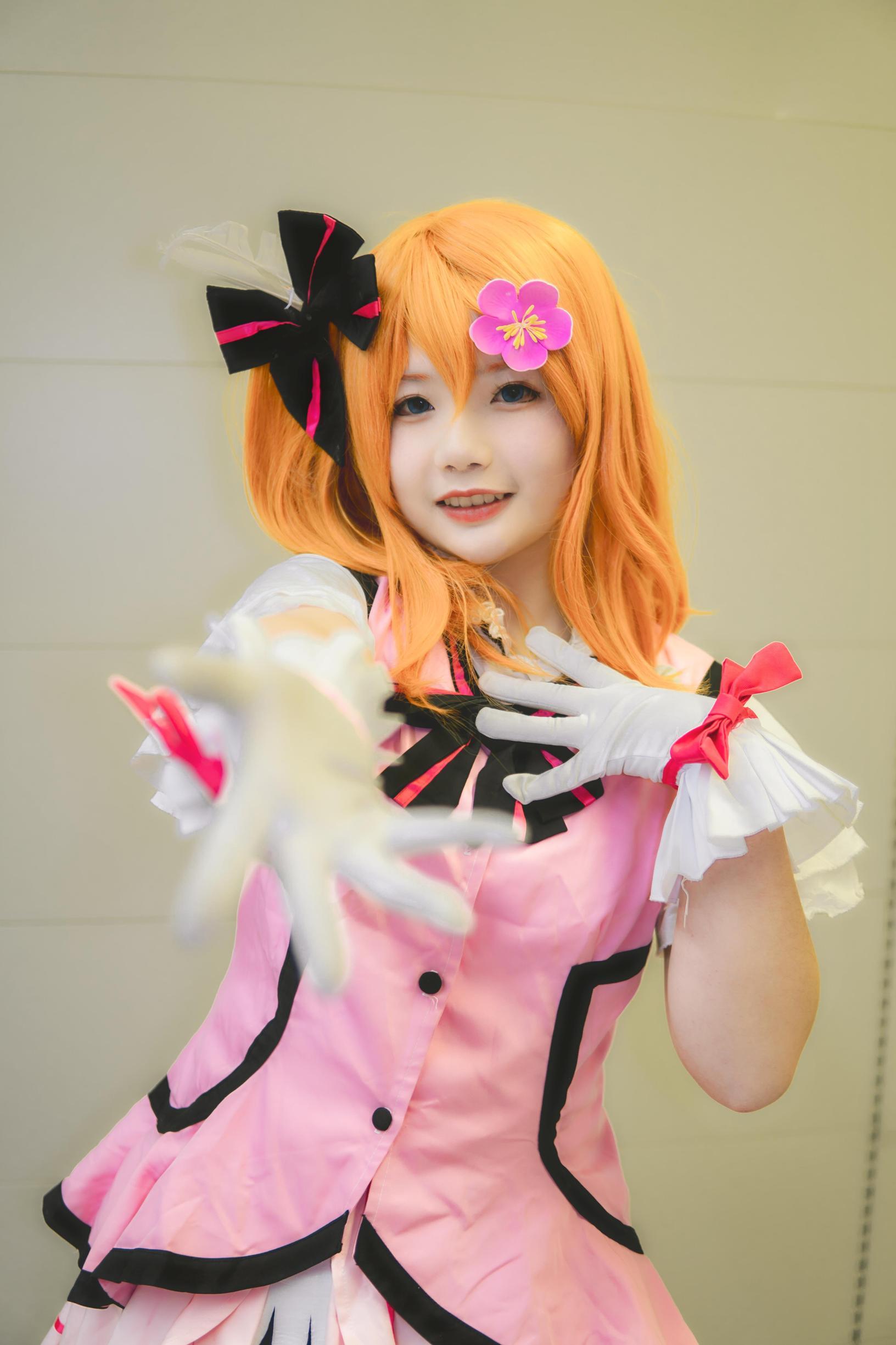 《LOVE LIVE!》高坂穗乃果cosplay【CN:羡雨.】-第7张