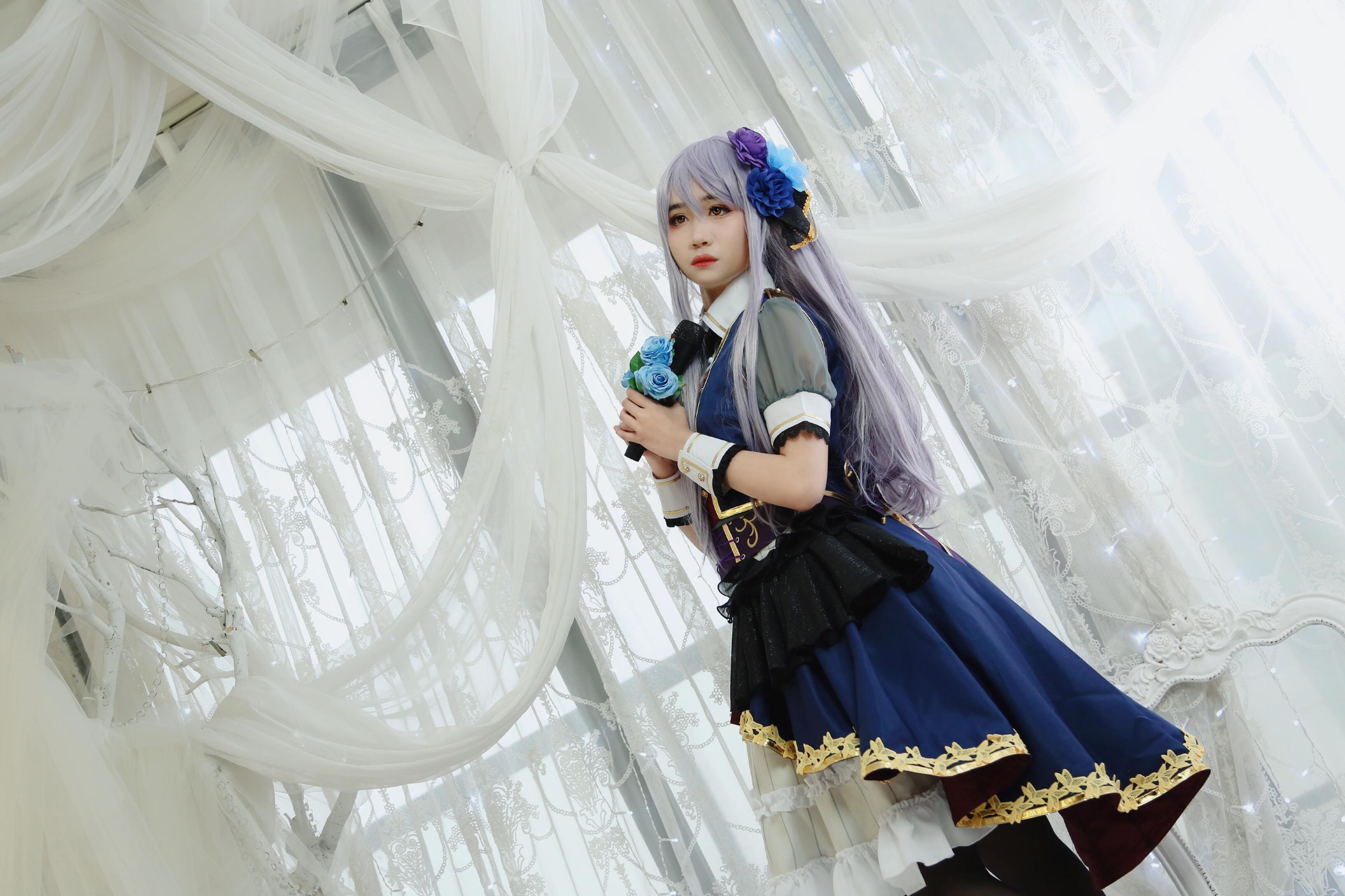 《BANG DREAM》邦邦cosplay【CN:我想拔你呆毛】-第4张