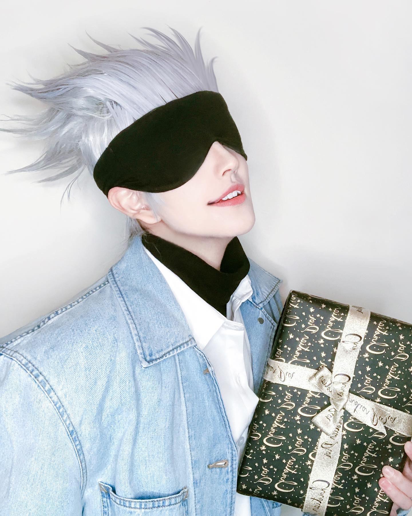 《咒术回战》狼祁cosplay-第1张