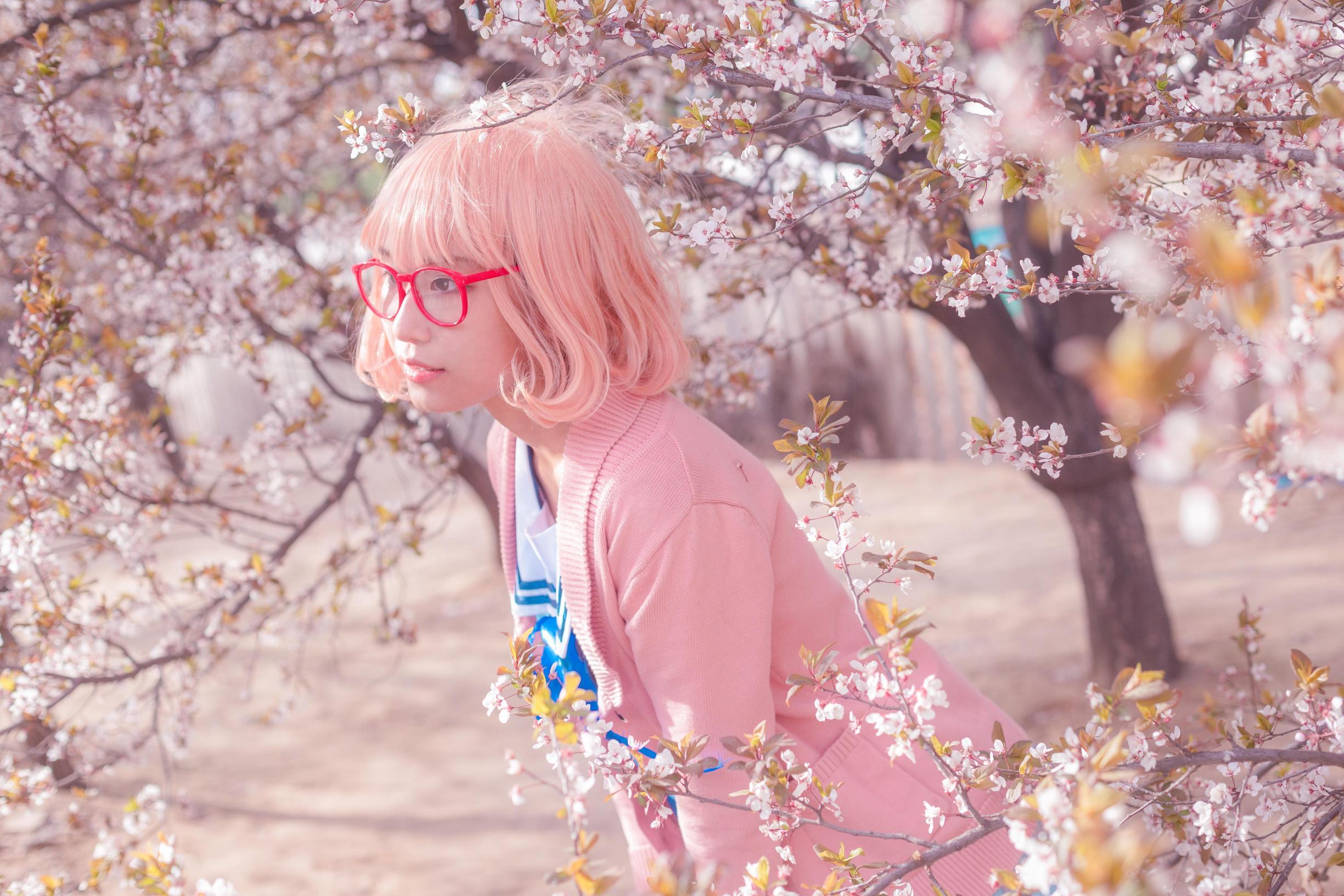 《境界的彼方》正片cosplay【CN:Kanna鹤见】-第10张