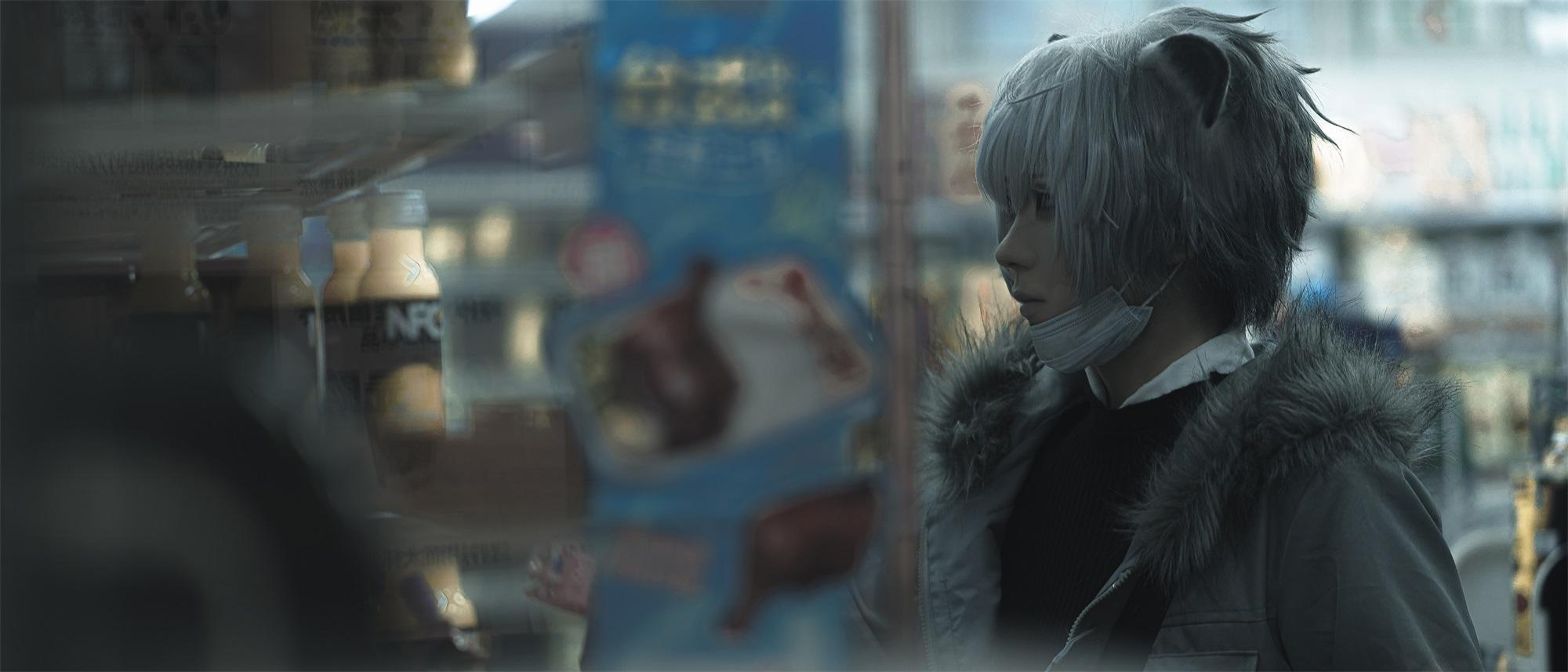 《明日方舟》正片cosplay【CN:鳅一刀】-第6张