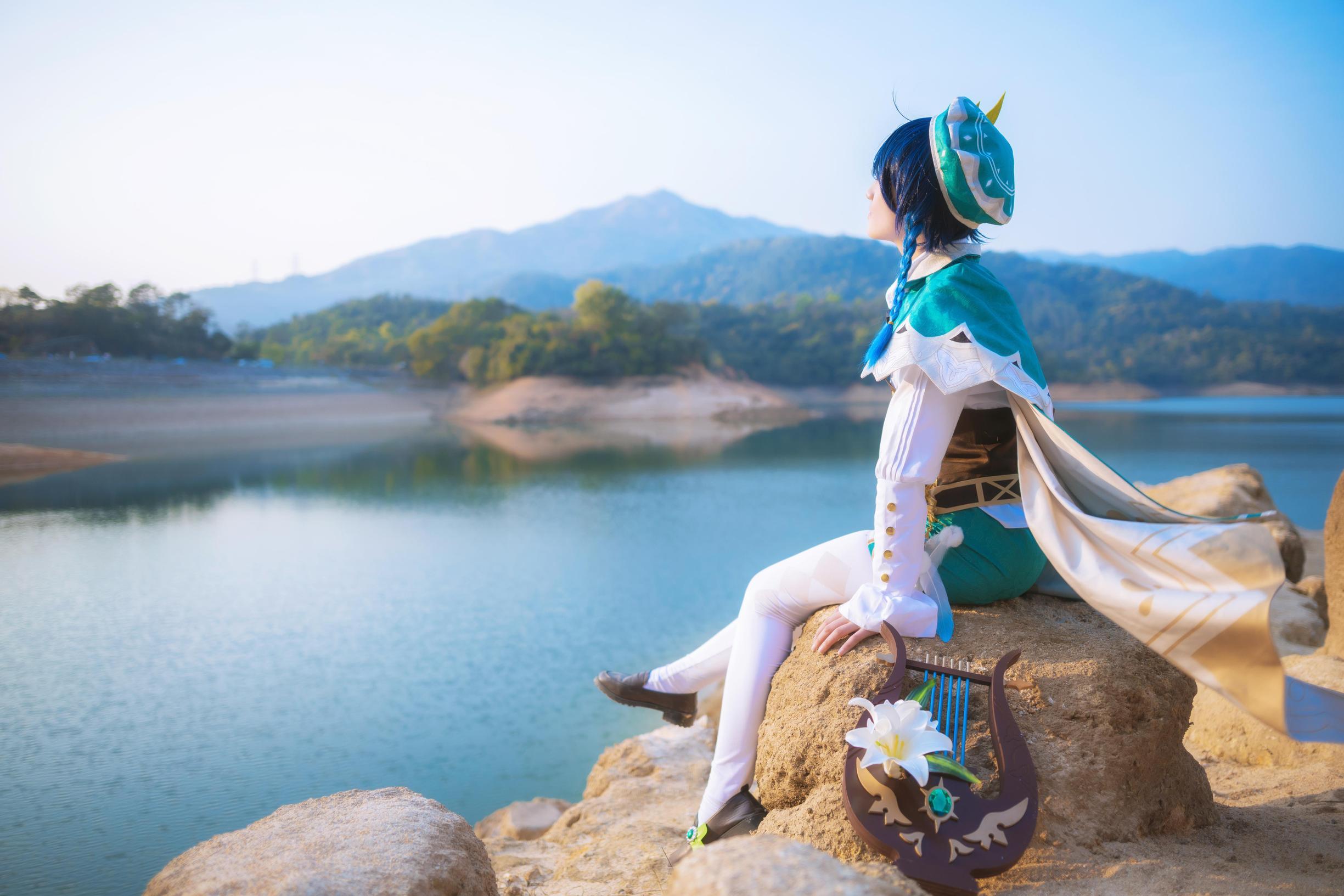 《原神》正片cosplay【CN:漪鲤kamikou】-第6张
