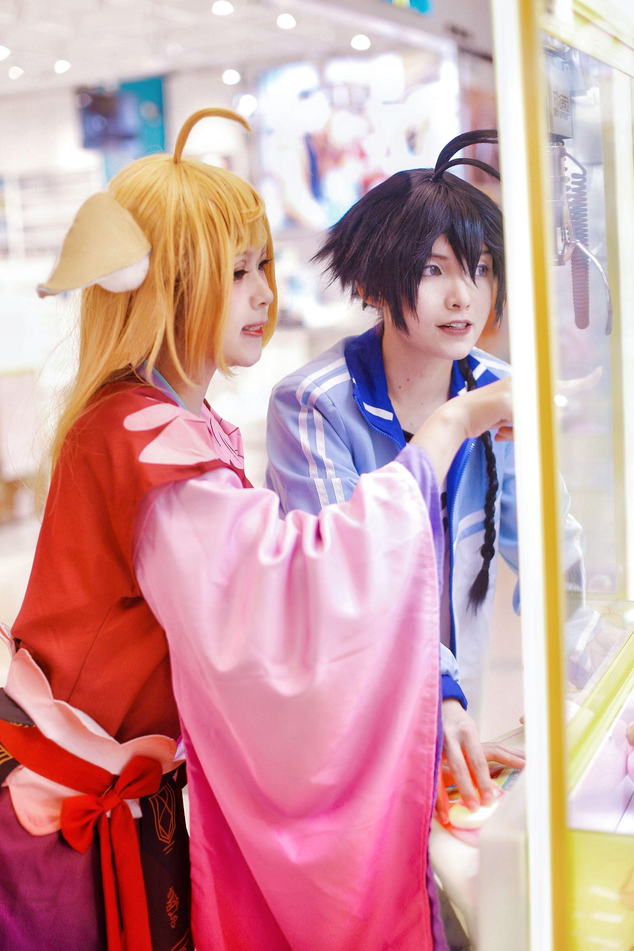 《狐妖小红娘》正片cosplay【CN:TS沫染】-第6张