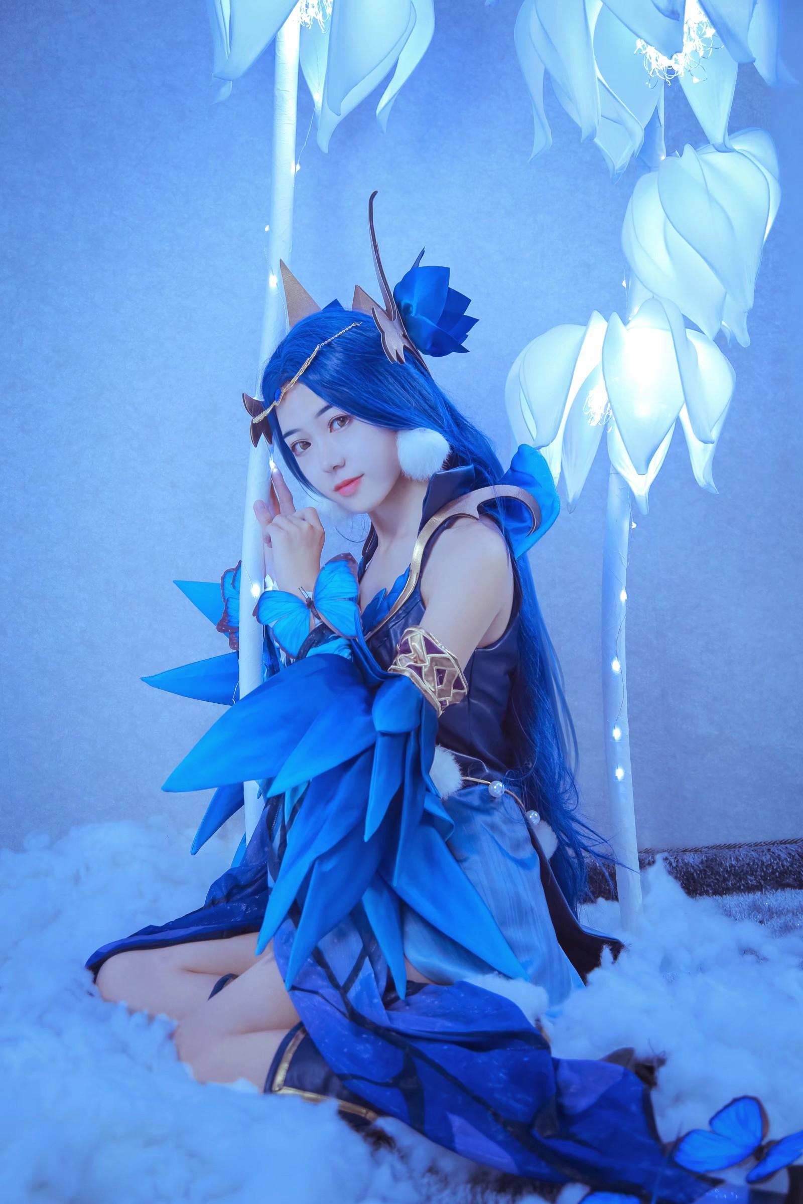 《王者荣耀》游戏cosplay【CN:-GRIS剑-】-第4张
