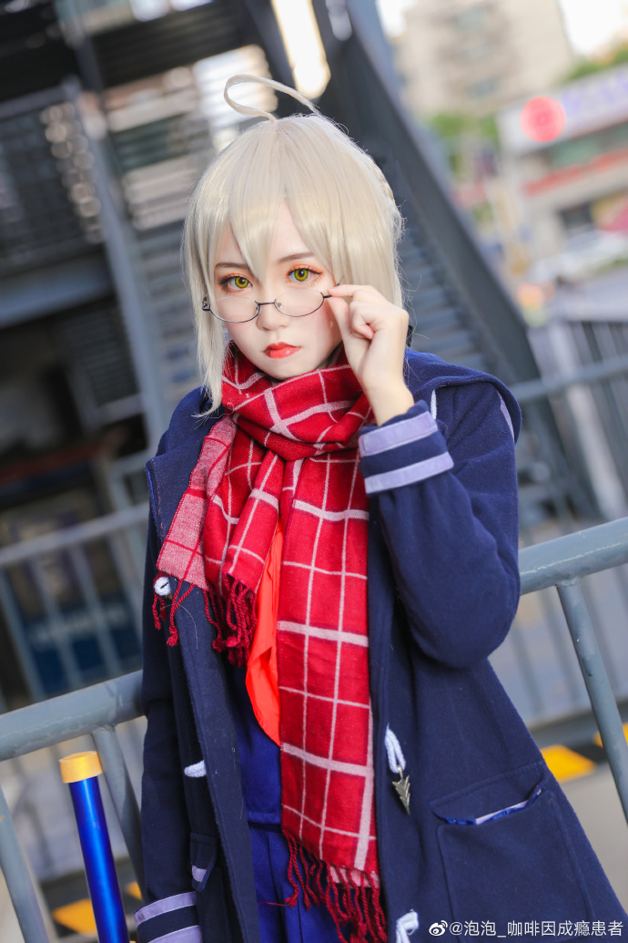 Fate/GrandOrder   迷之女主角x·alter   @泡泡_咖啡因成瘾患者 (9P)-第2张