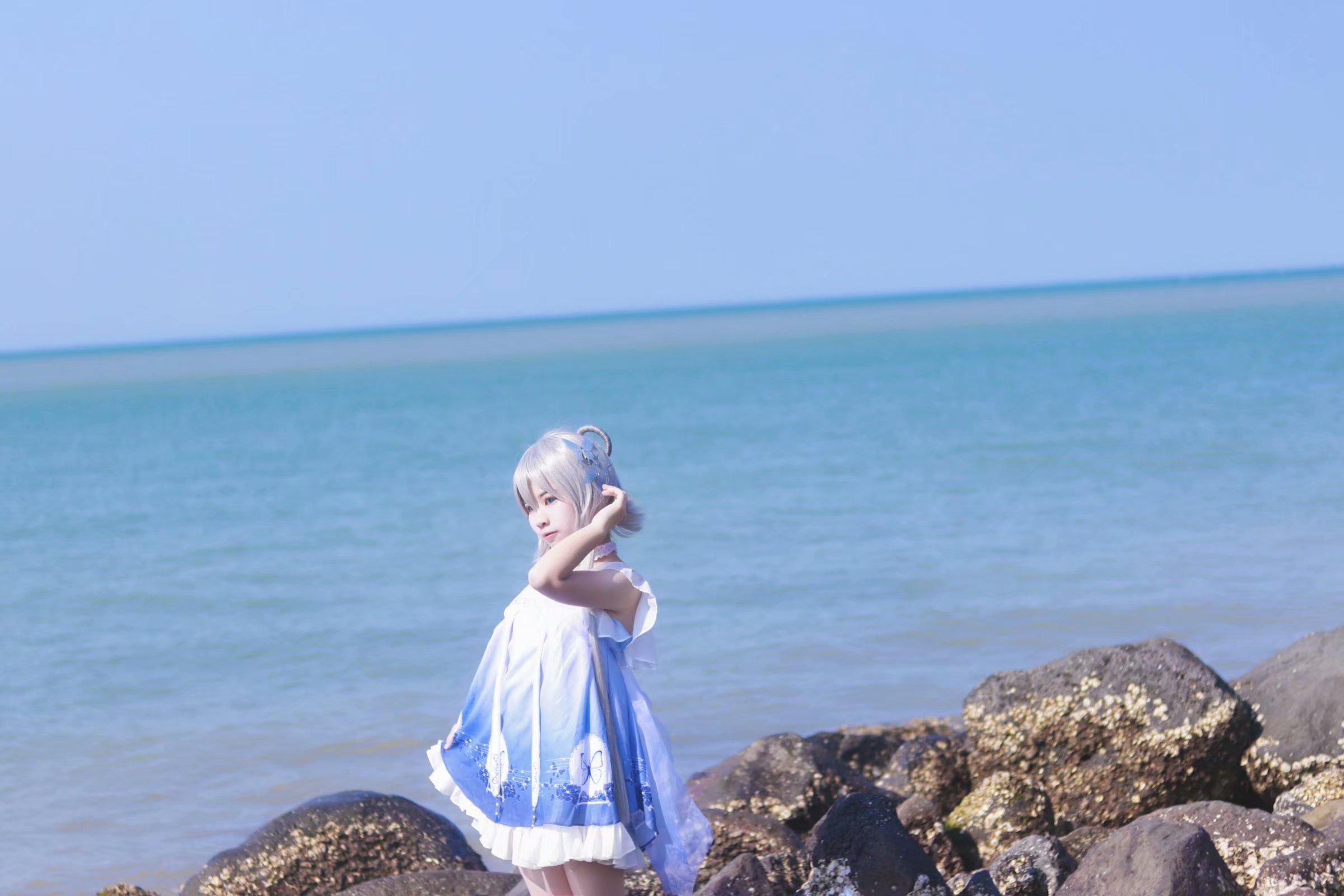 美女cosplay【CN:墨月月月】-第8张