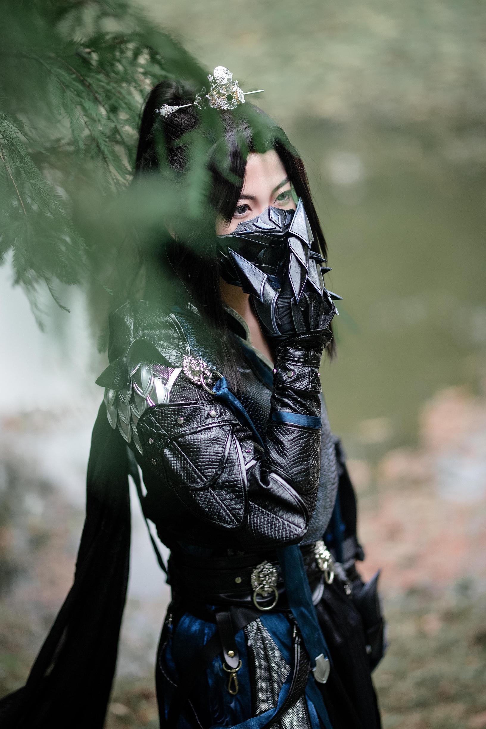 《杀破狼》广州cosplay【CN:春春春子_】-第8张
