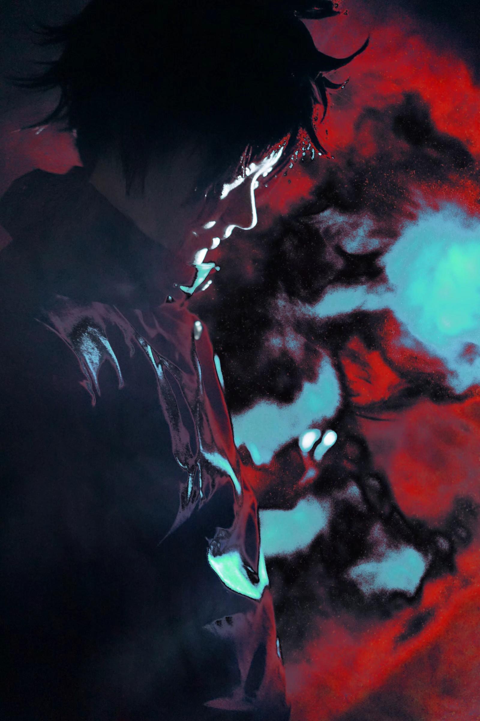 《咒术回战》亦白Alukacosplay-第2张