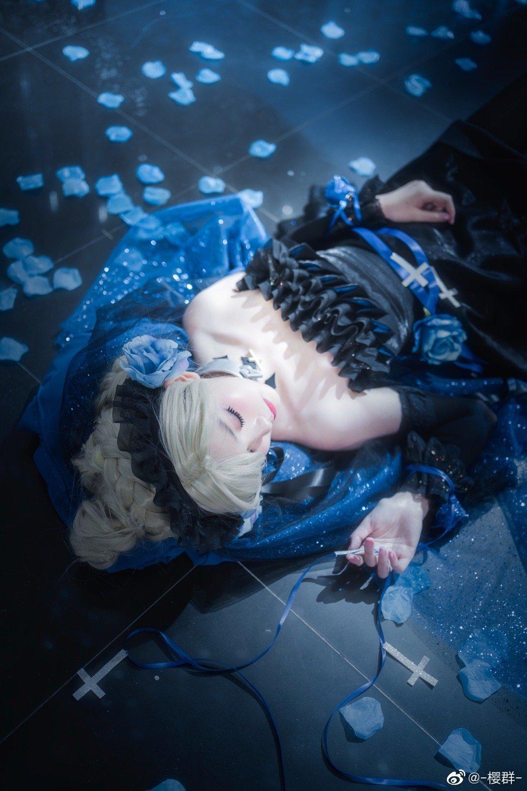 碧蓝航线   谢菲尔德-黑鸦的晚宴   @-樱群- (9P)-第3张