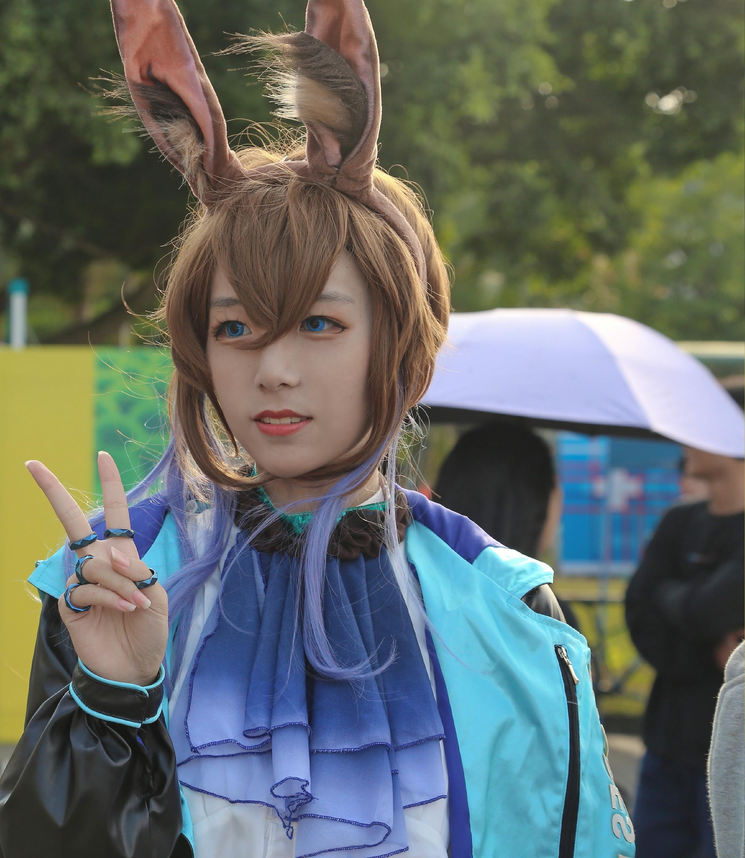 《明日方舟》明日方舟阿米娅cosplay【CN:德馨QAQ】-第3张