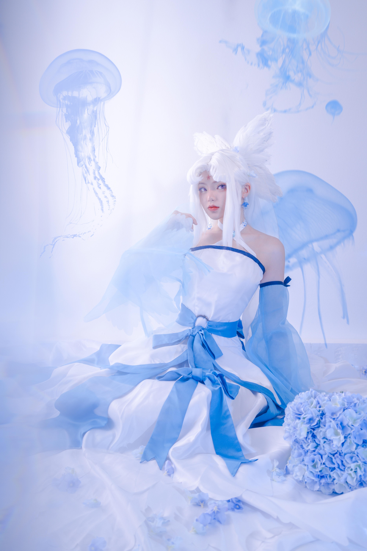 《三眼哮天录》正片cosplay【CN:茶籽籽籽】-第1张