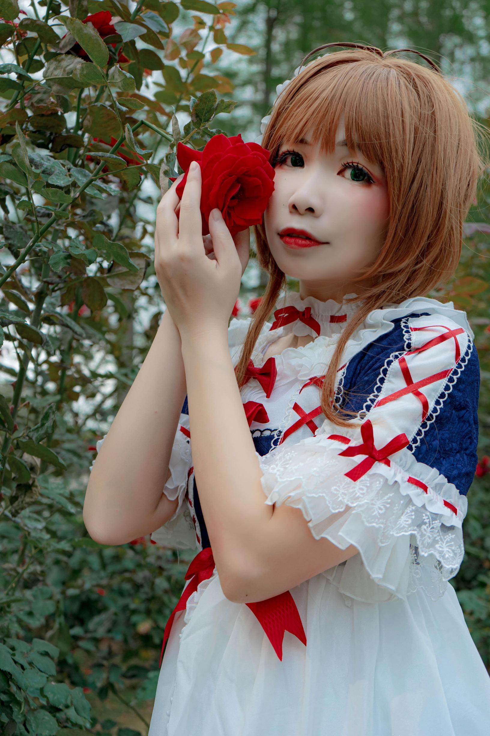 《魔卡少女樱》百变小樱cosplay【CN:海鲜君】-第10张