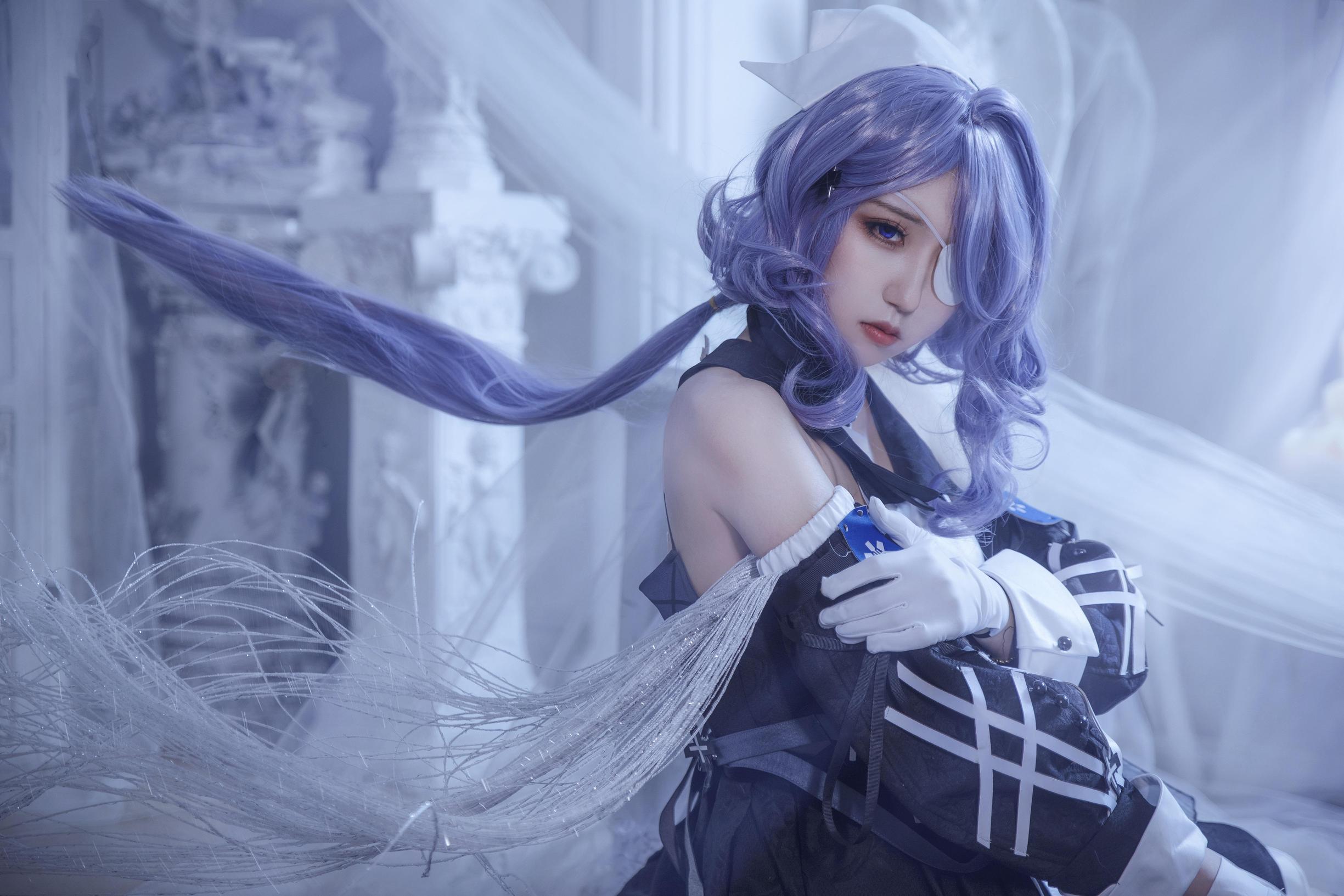 《明日方舟》正片cosplay【CN:婧子君今天不在_】-第12张