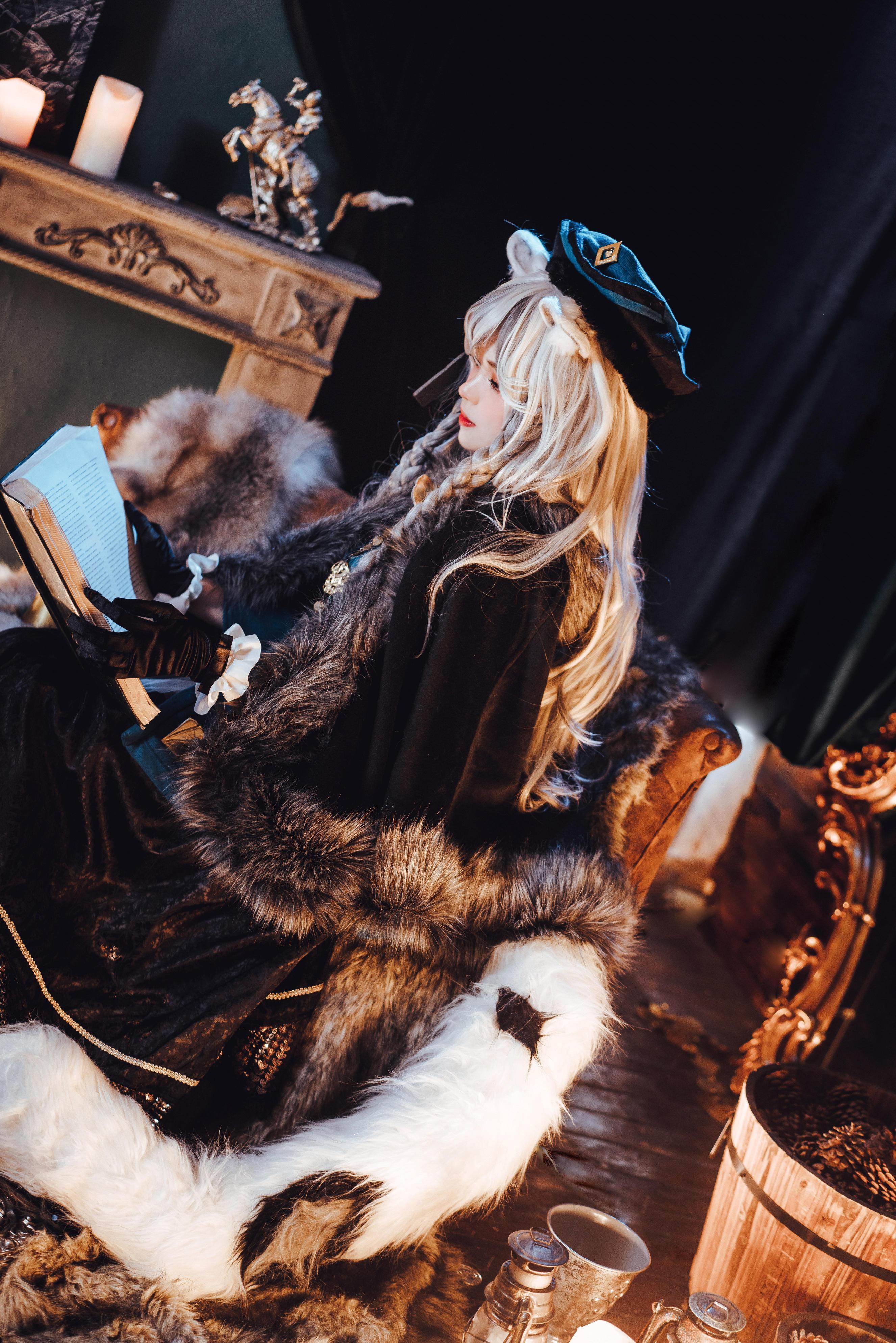 《明日方舟》正片cosplay【CN:JIUJ】-第10张