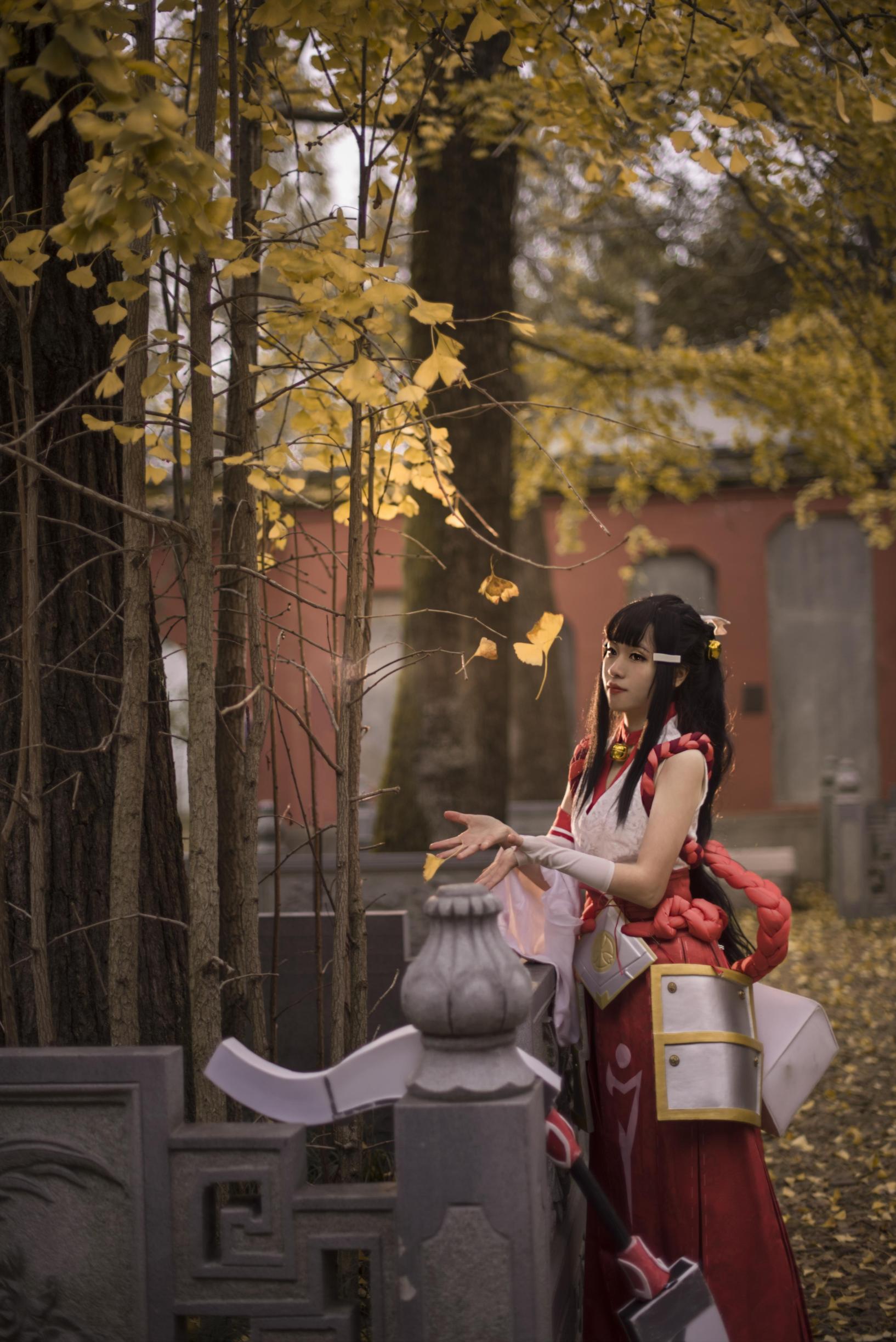 《王者荣耀》写真cosplay【CN:多肉植物】-第9张