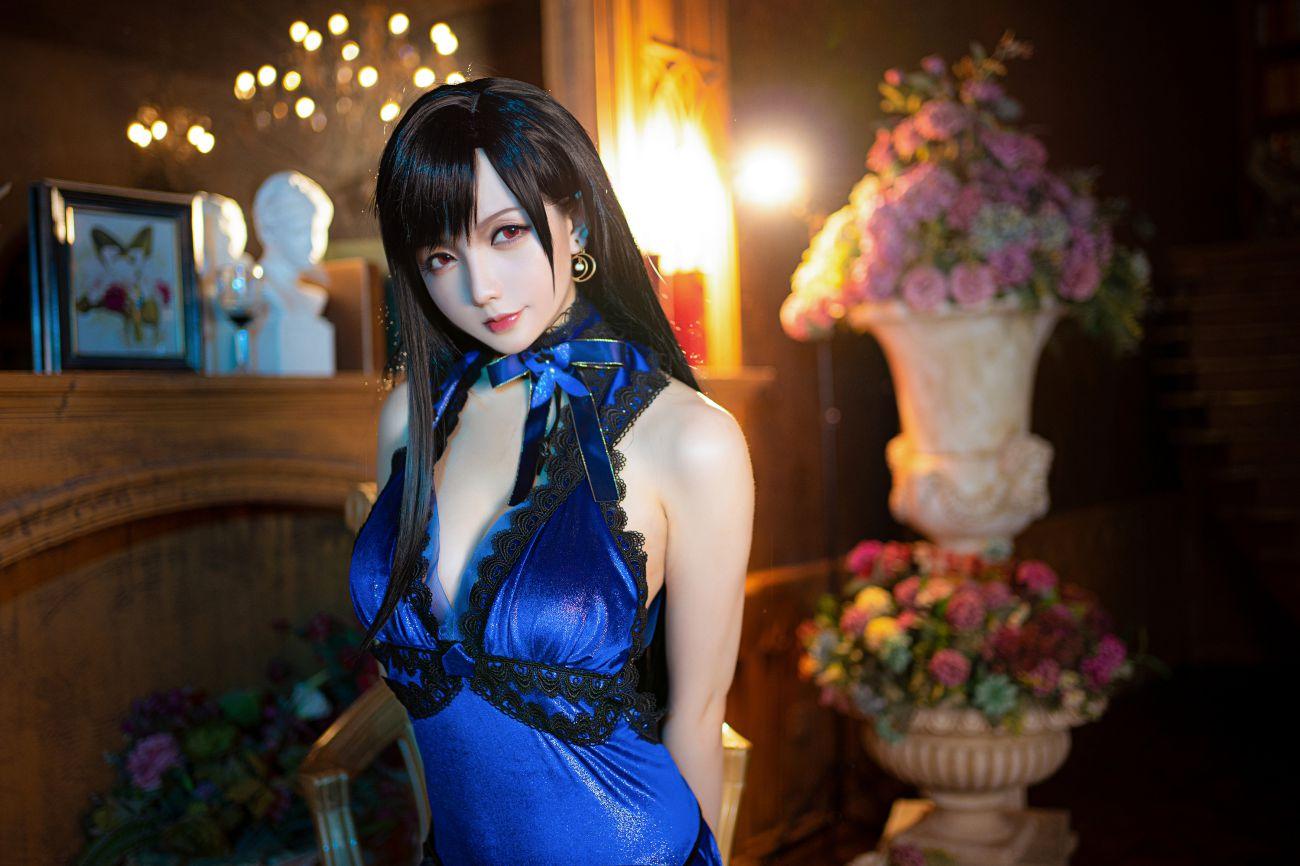 星之迟迟 蒂法蓝礼服 -第14张