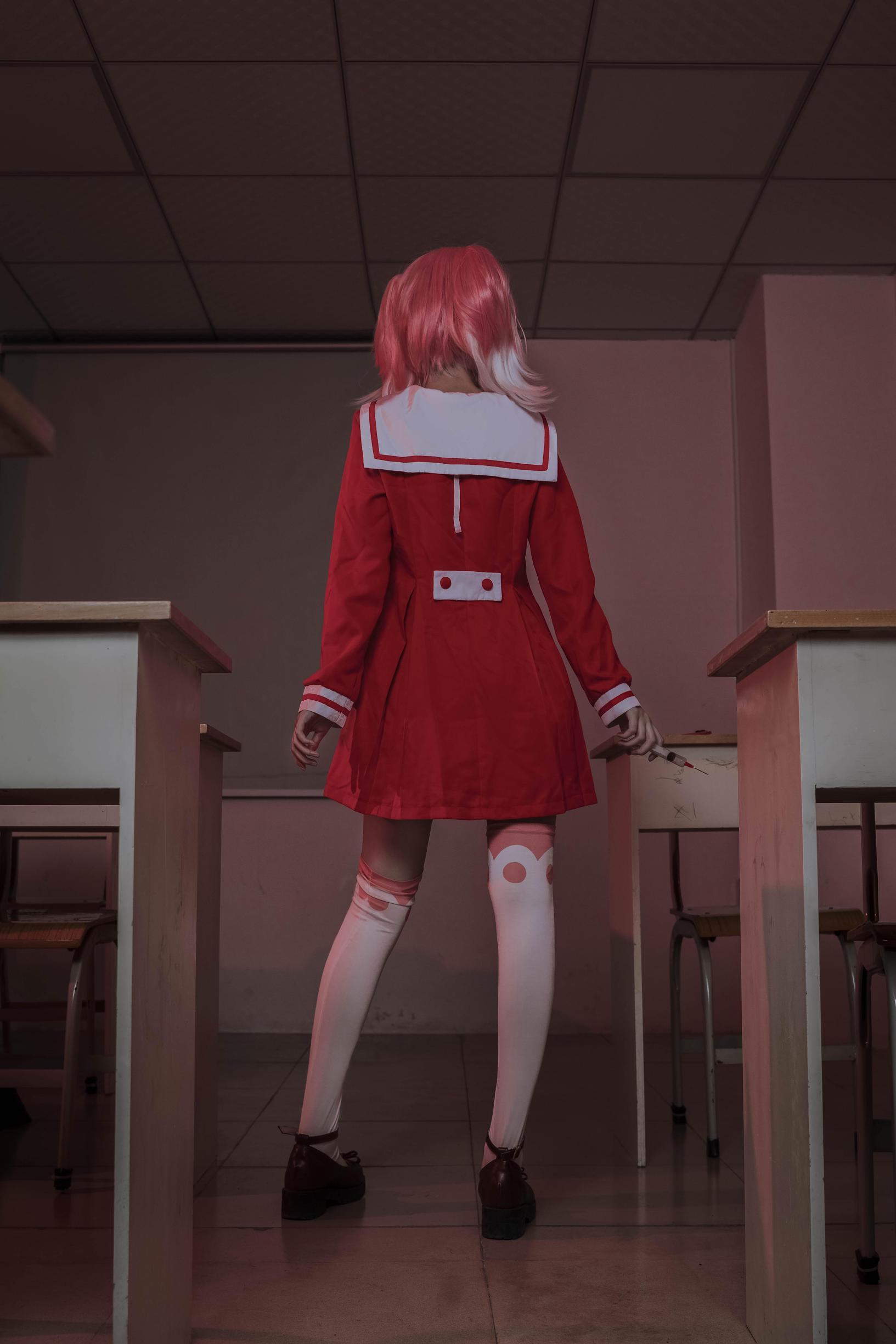 娜娜cosplay【CN:洛鸰Kawaii】-第9张