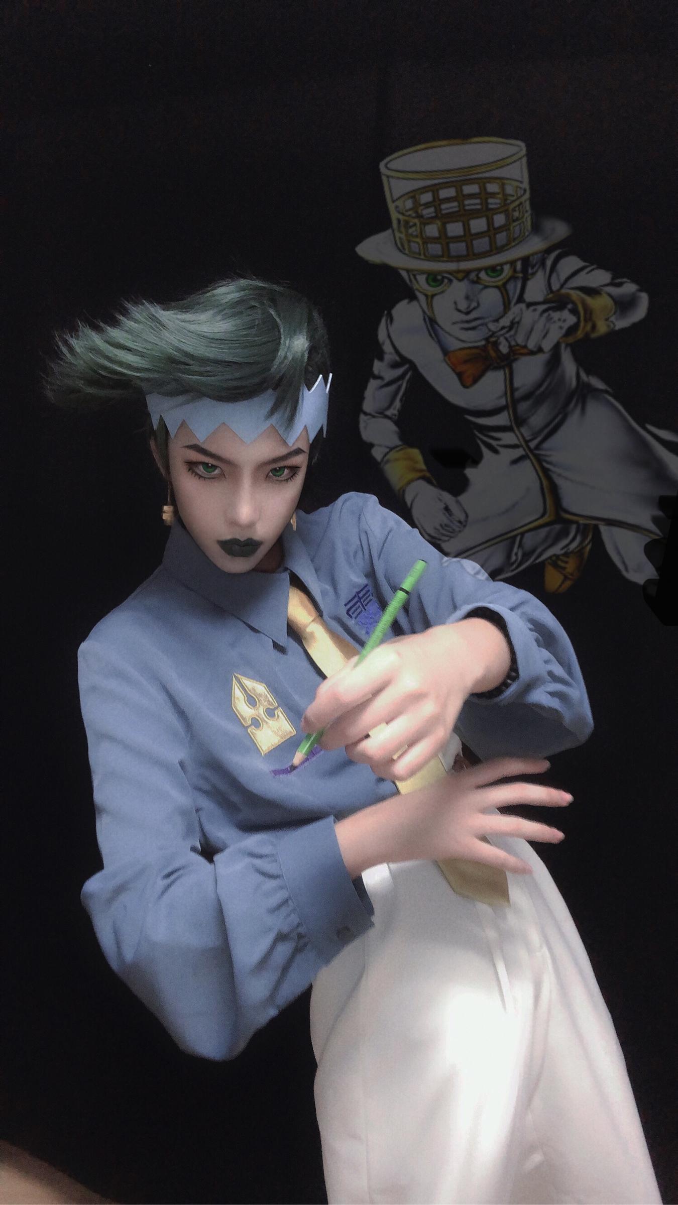 《JOJO的奇妙冒险》总结cosplay【CN:妙语连珠珠珠珠】-第7张