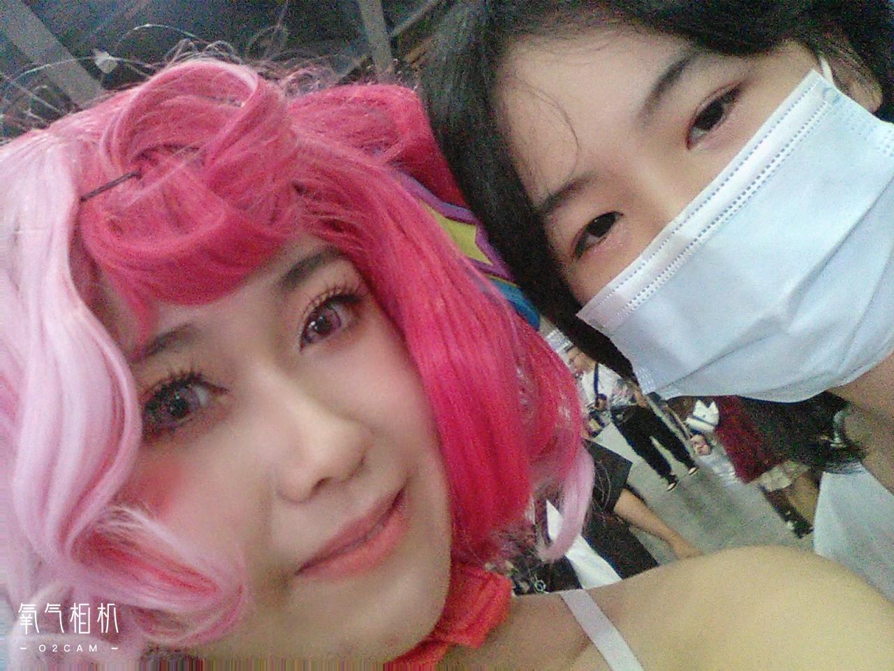 广州漫展cosplay【CN:羽九_kiki】-第8张