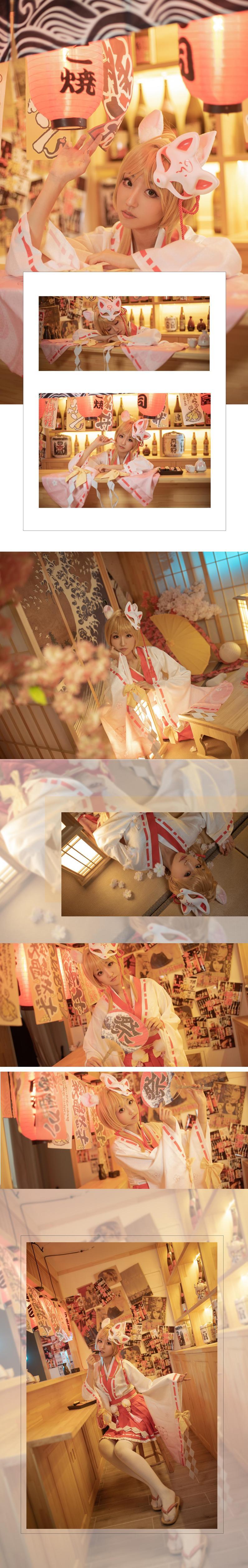 《魔卡少女樱》正片cosplay【CN:风麟灬伏西米】-第2张