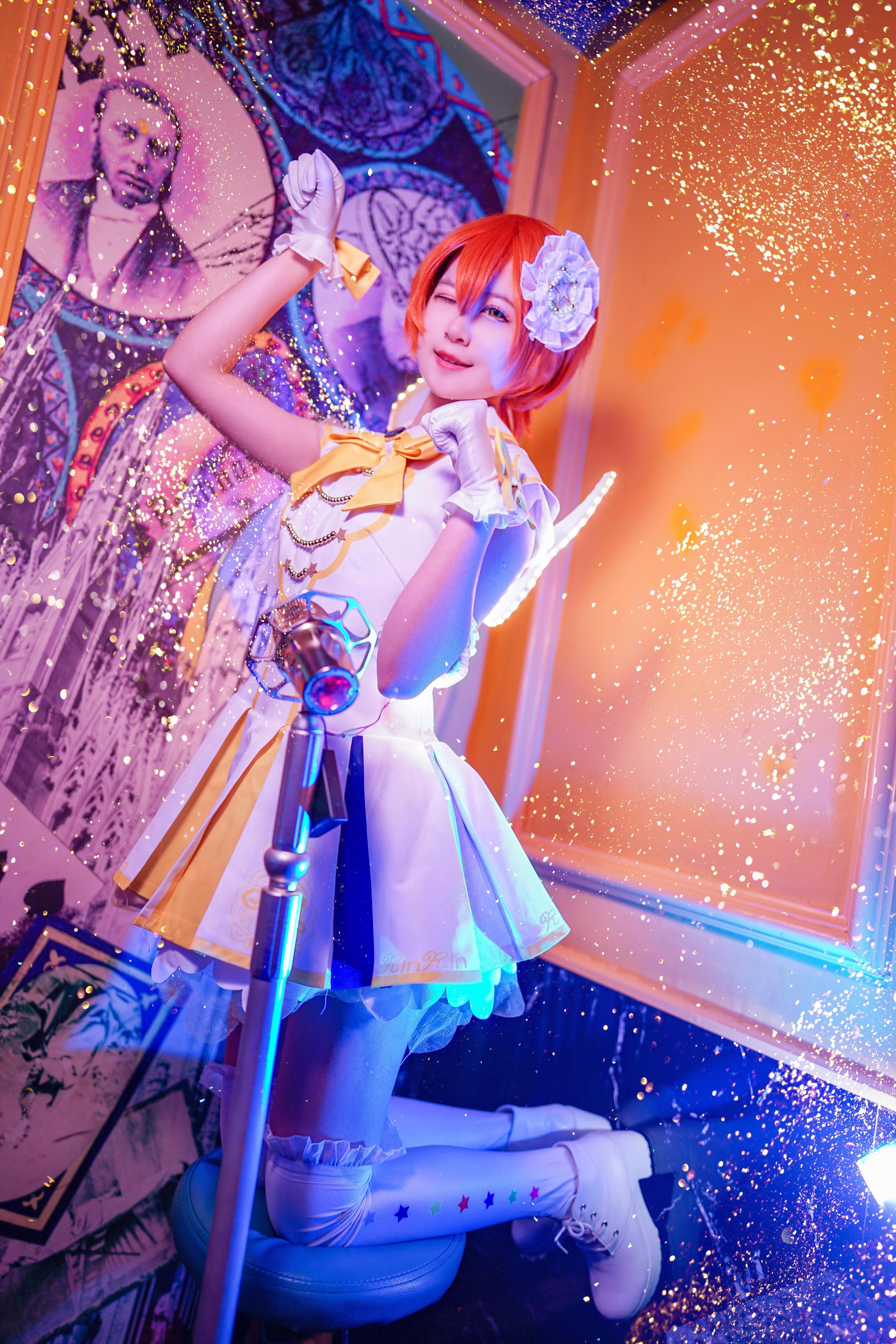 《LOVE LIVE!》少女cosplay【CN:_李笑颜Lee】-第1张