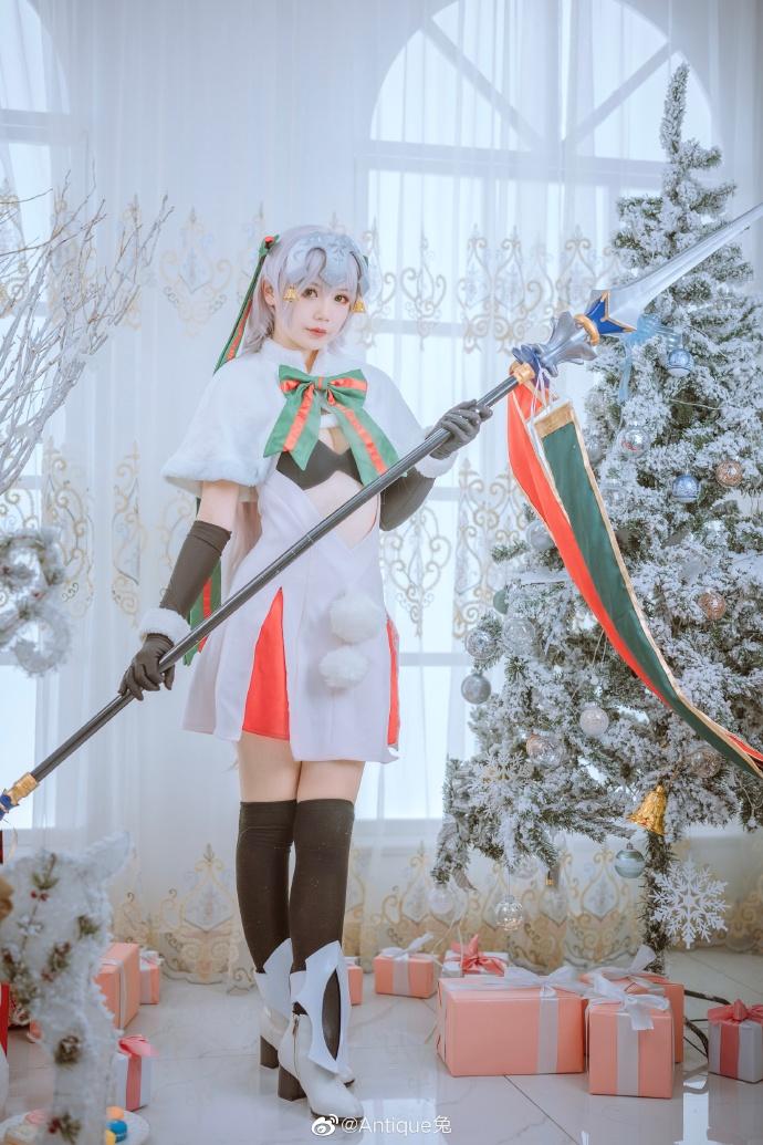 Fate/GrandOrder   贞德·Alter·Santa·Lily(幼贞)   @Antique兔 (9P)-第8张