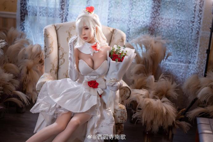 《少女前线》G36c换装COS美图【CN:西园寺南歌】 (9P)-第2张