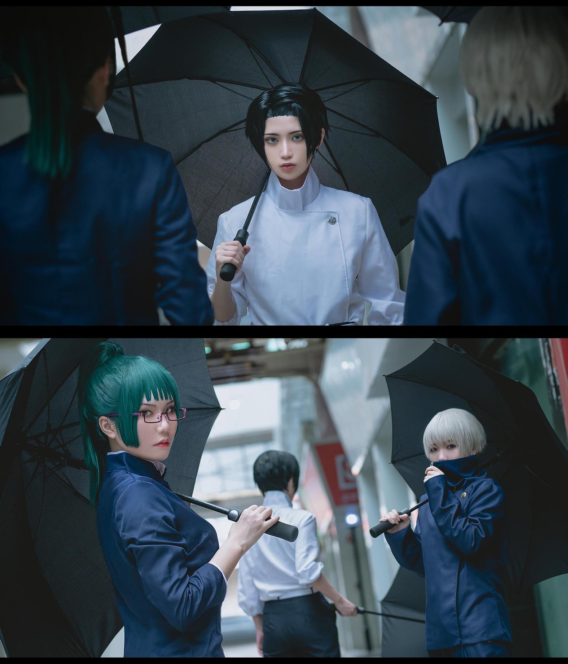 《咒术回战》约拍cosplay【CN:春春春子_】 -cosplaylogo图片插图