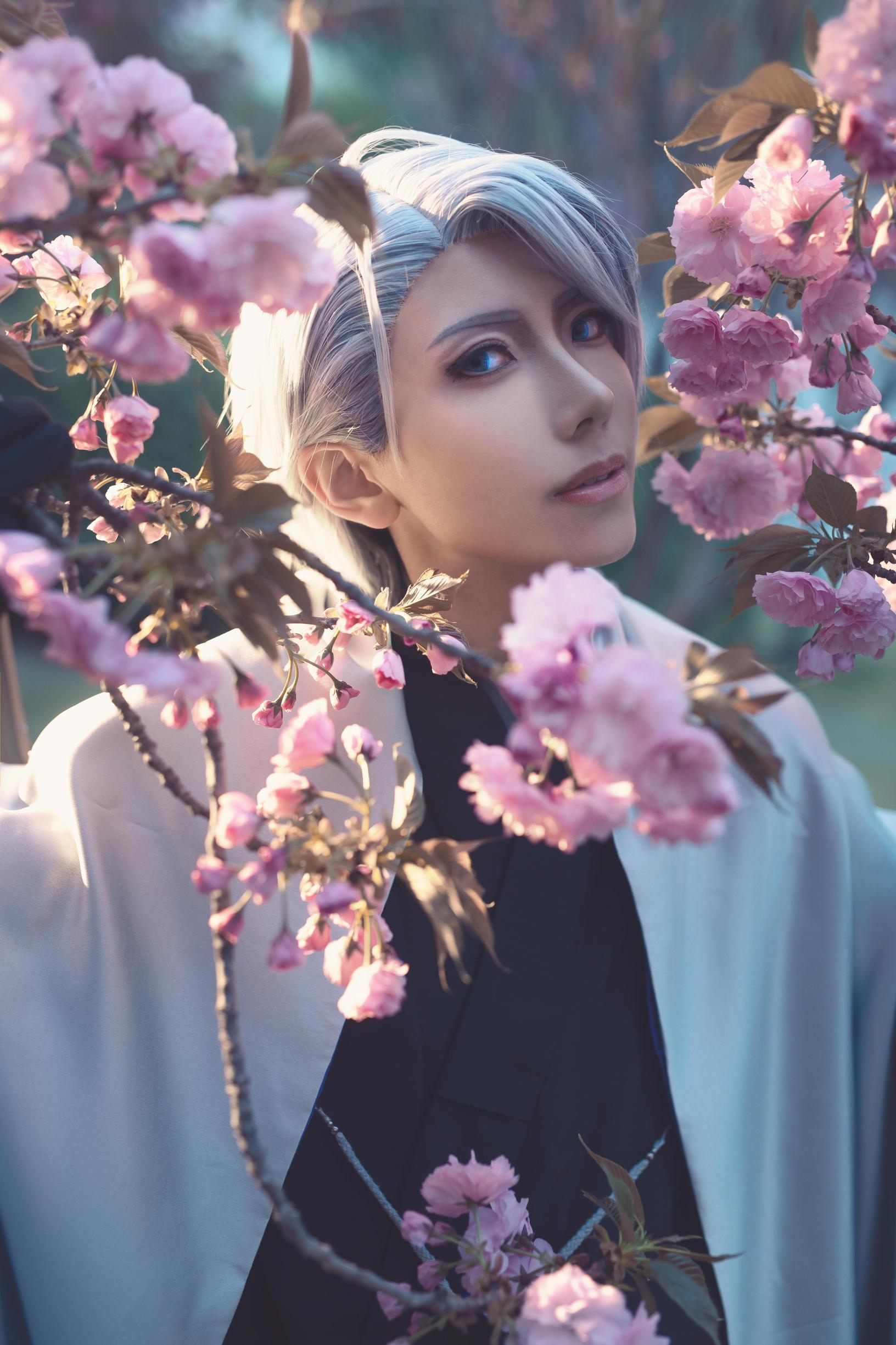 《刀剑乱舞》正片cosplay【CN:coser张国风】-第7张