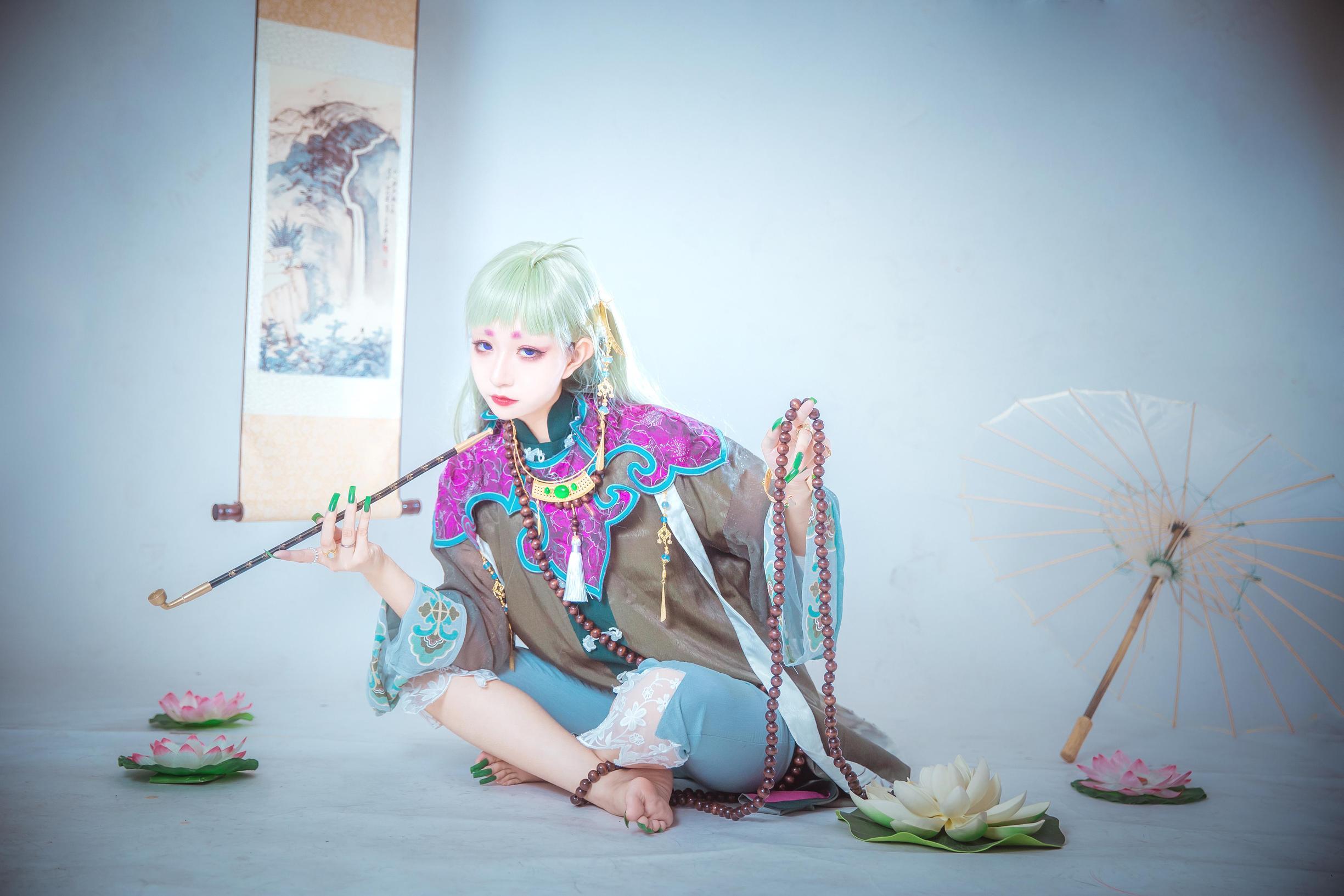 正片cosplay【CN:沐哥哥mx】-第6张