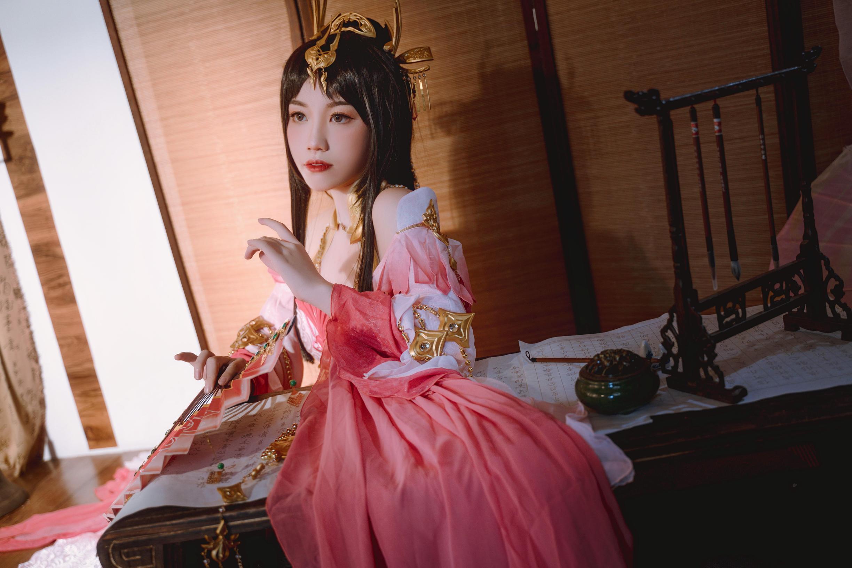 《剑侠情缘网络版叁》剑三cosplay【CN:宴秋Yuki】-第2张