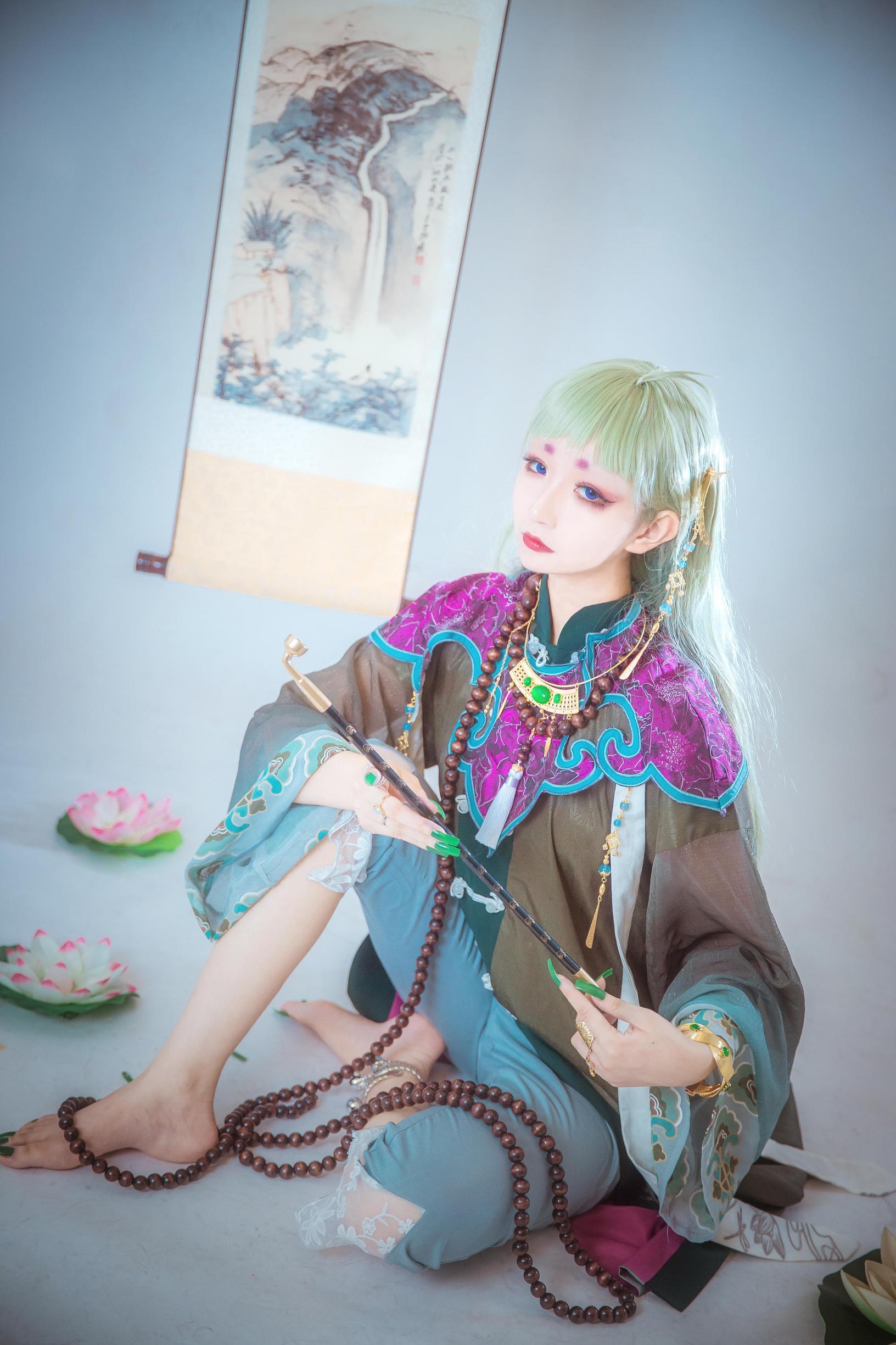 正片cosplay【CN:沐哥哥mx】-第4张