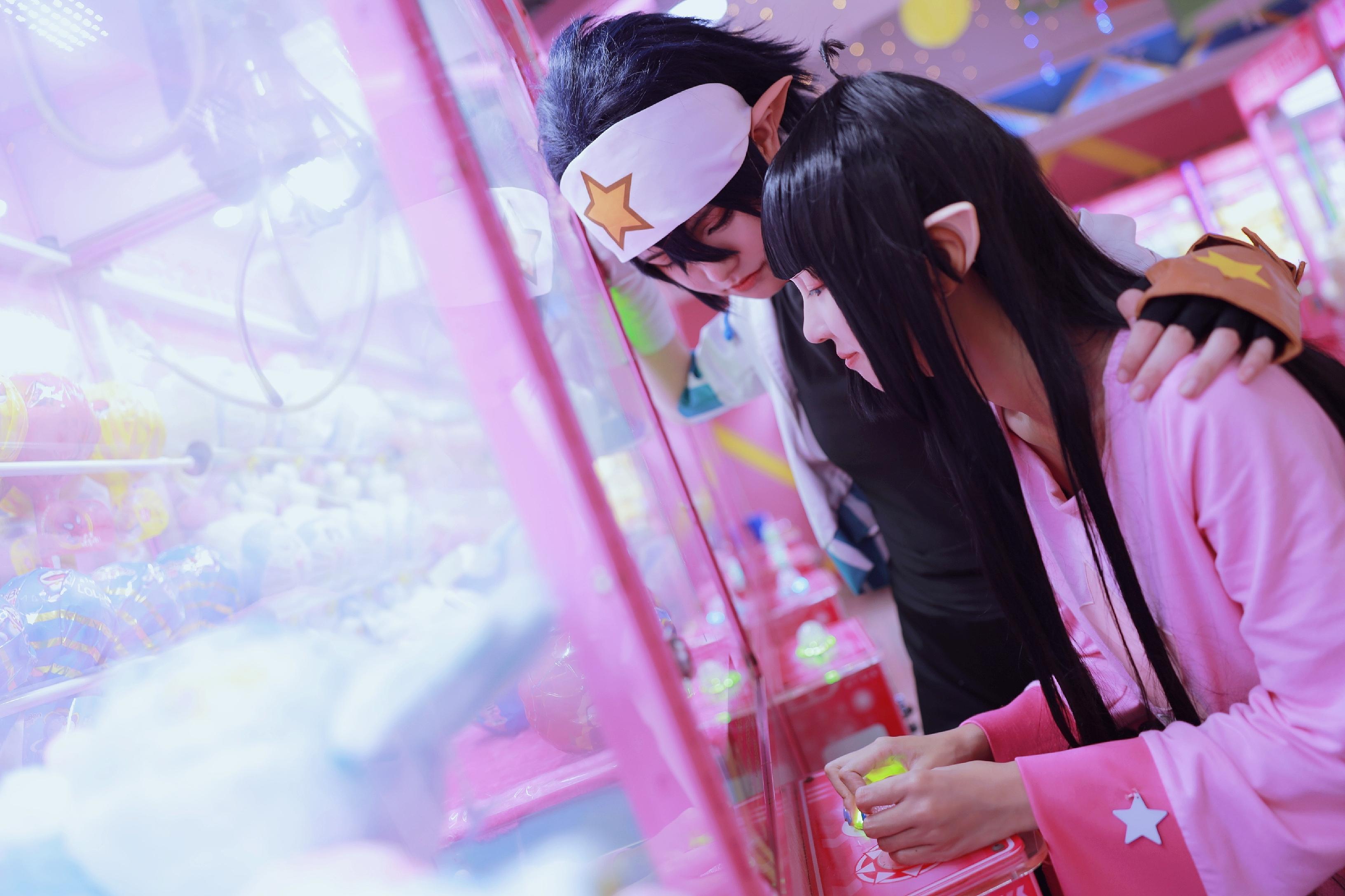 《凹凸世界》正片cosplay【CN:是季黎哦~】-第7张