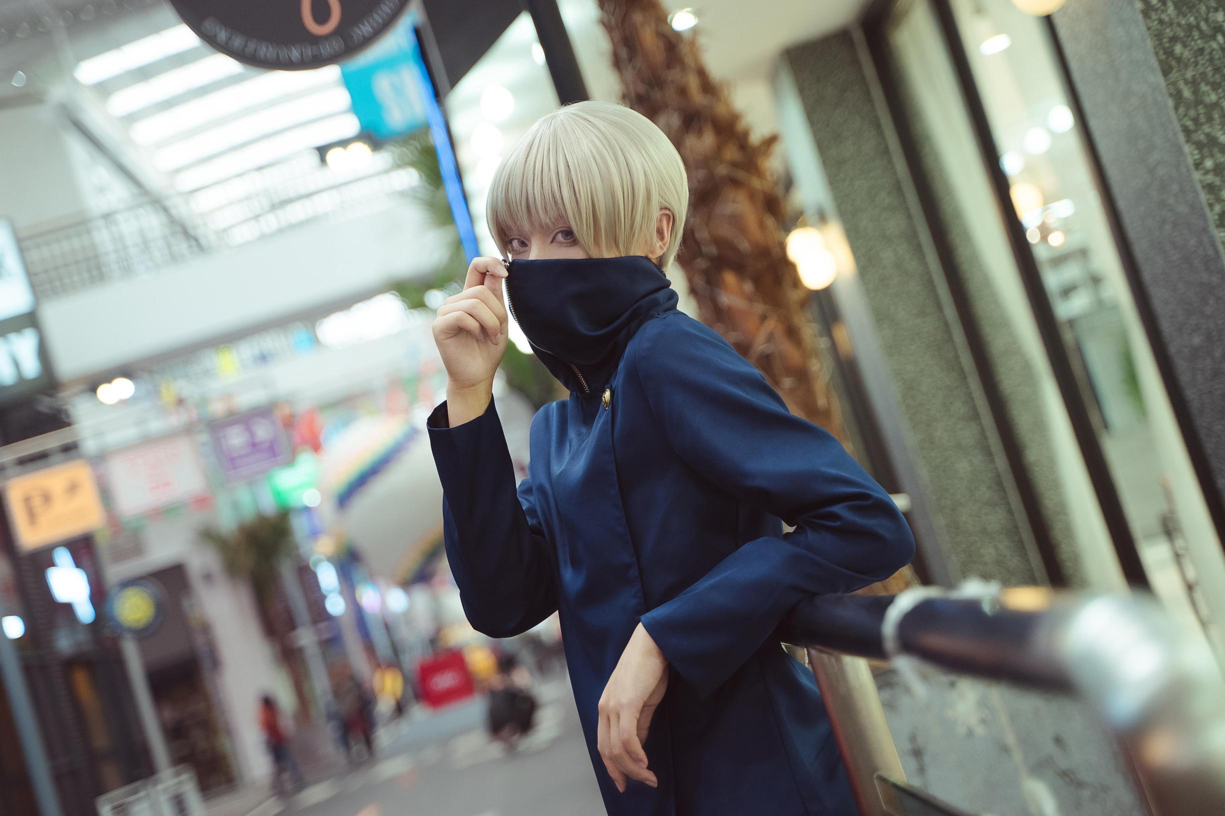 《咒术回战》正片cosplay【CN:阿鹤呀】-第9张