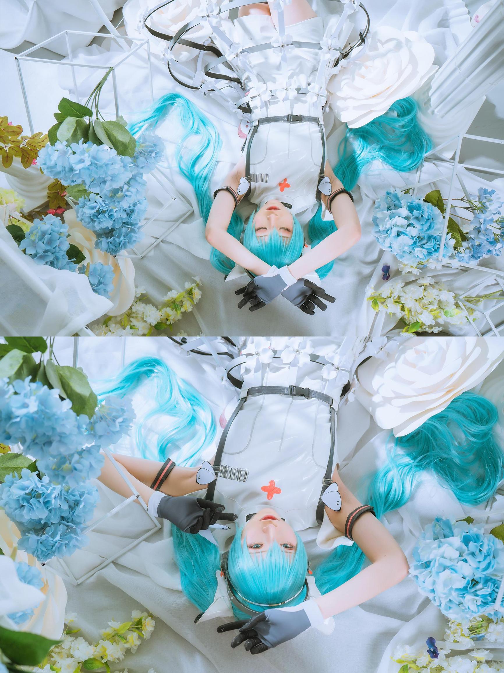 少女cosplay【CN:Kitaro_绮太郎】-第21张