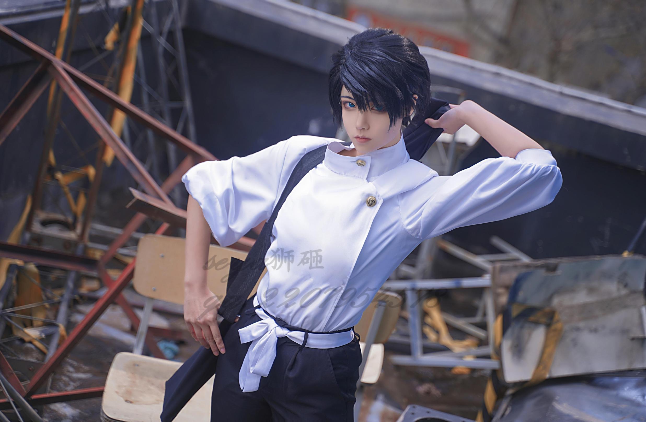 《咒术回战》正片cosplay【CN:seya-狮砸砸砸砸砸】-第5张